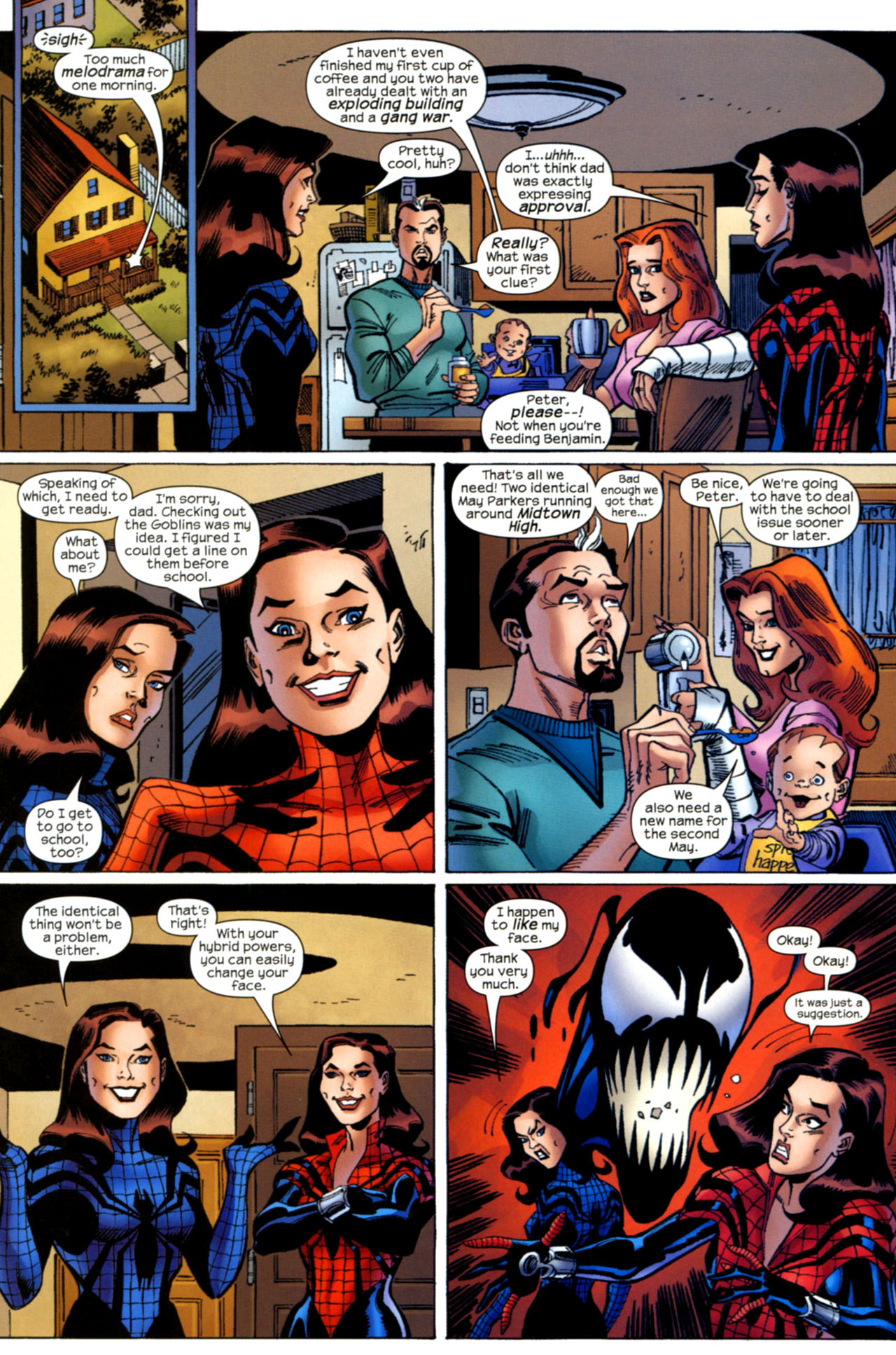 Read online Amazing Spider-Man Family comic -  Issue #5 - 11