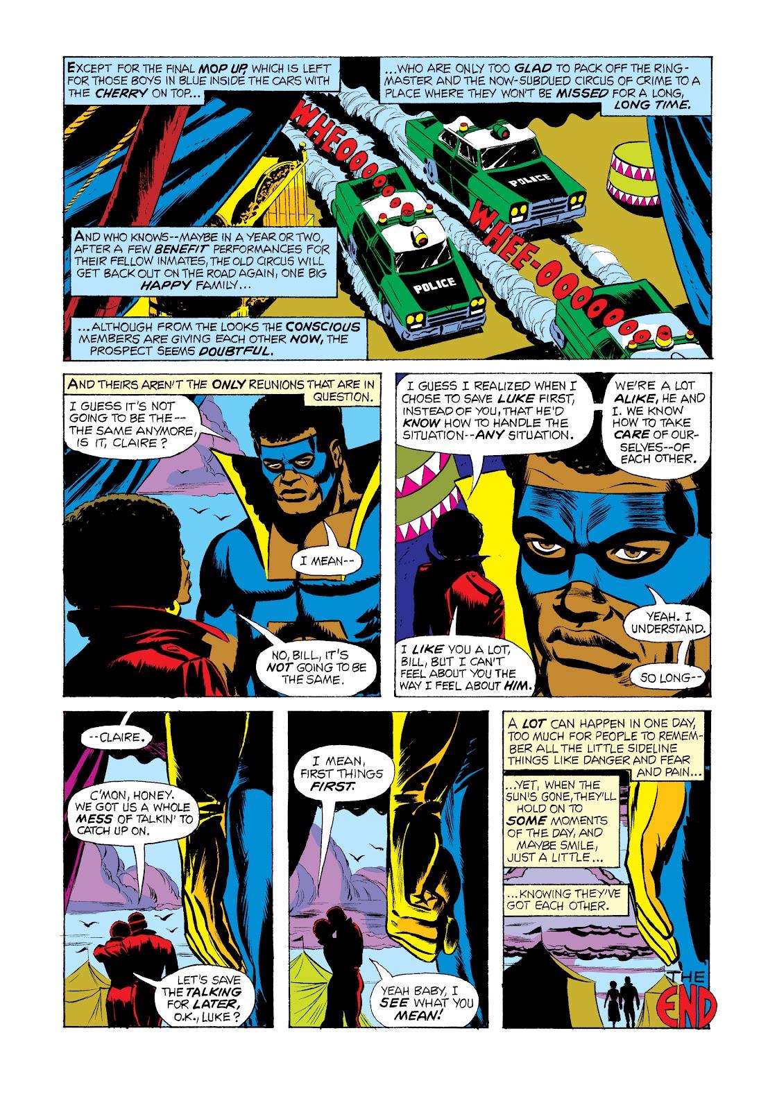 Read online Marvel Masterworks: Luke Cage, Power Man comic -  Issue # TPB 2 (Part 2) - 80