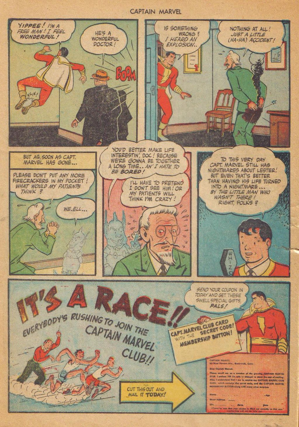Captain Marvel Adventures issue 64 - Page 14