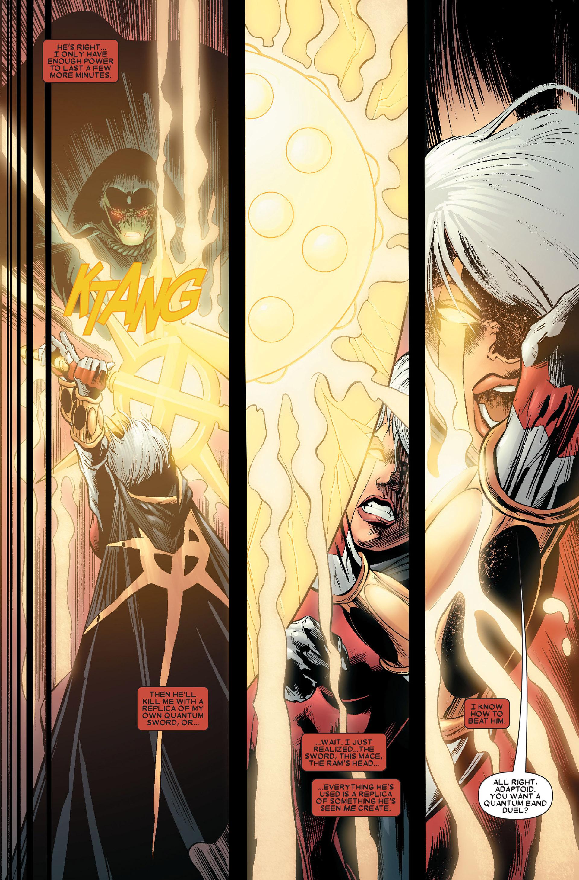 Read online Annihilation: Conquest - Quasar comic -  Issue #4 - 10