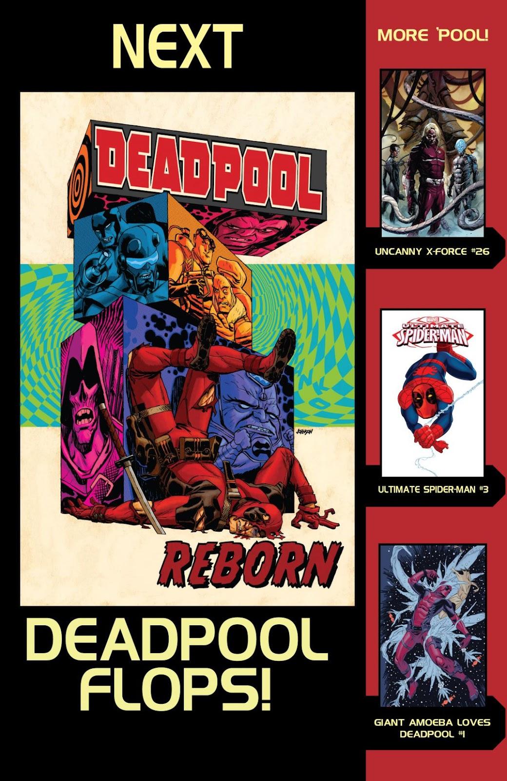 Read online Deadpool (2008) comic -  Issue #55 - 22
