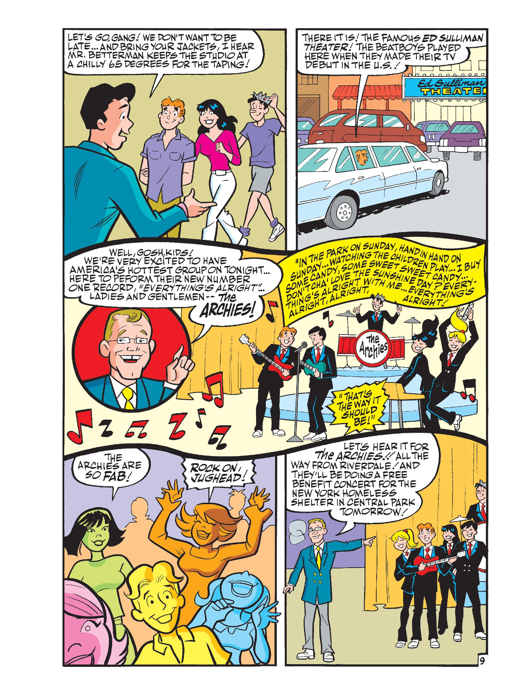 Read online Archie Giant Comics Collection comic -  Issue #Archie Giant Comics Collection TPB (Part 1) - 106