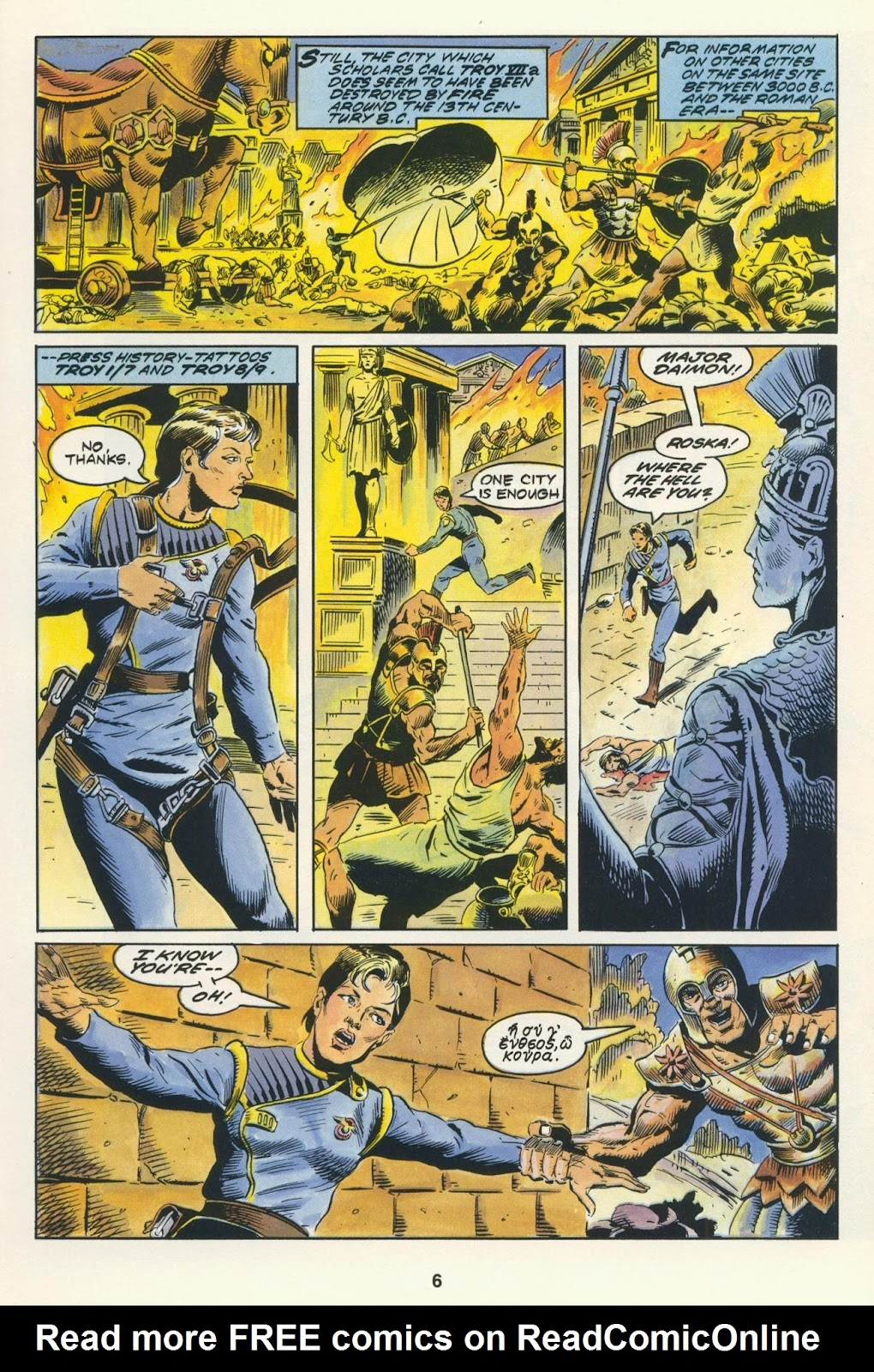 Warhawks issue 4 - Page 8