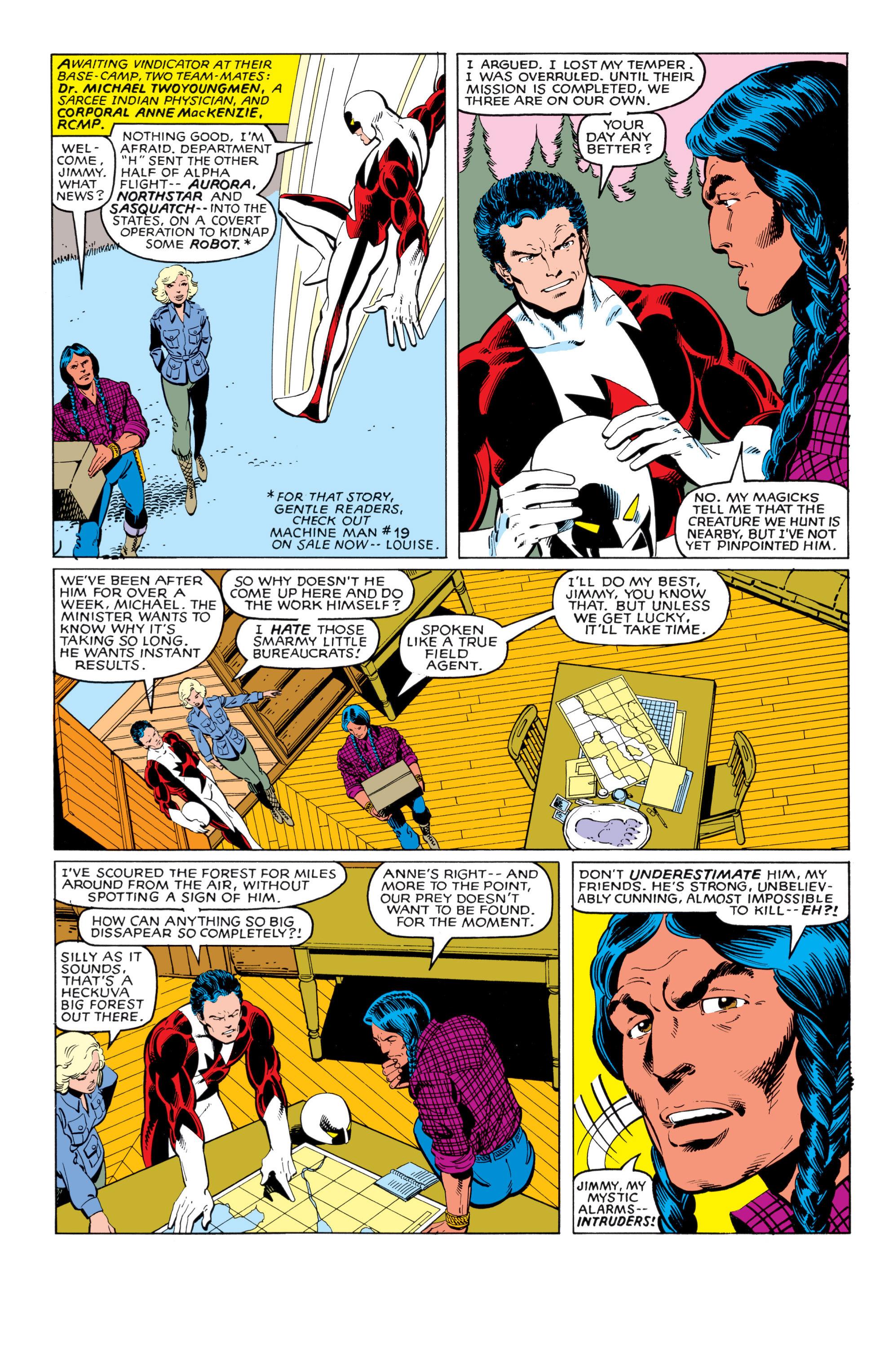 Uncanny X-Men (1963) 139 Page 13