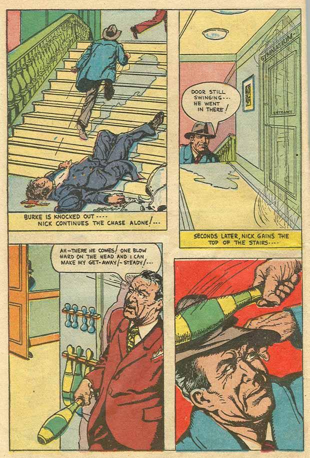 Read online Shadow Comics comic -  Issue #79 - 34