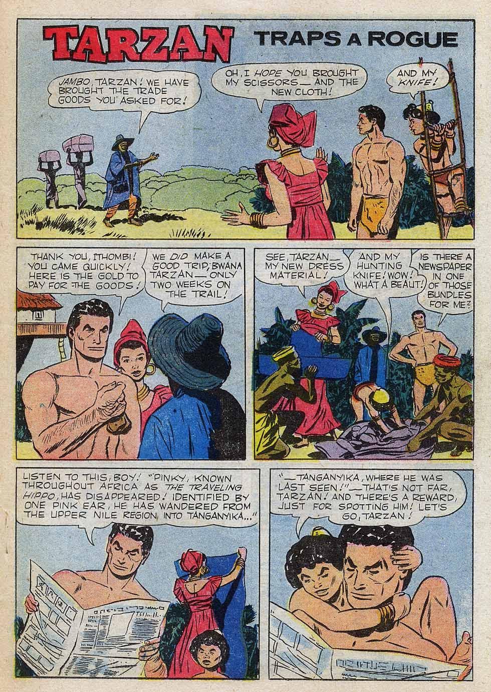 Tarzan (1948) issue 101 - Page 19