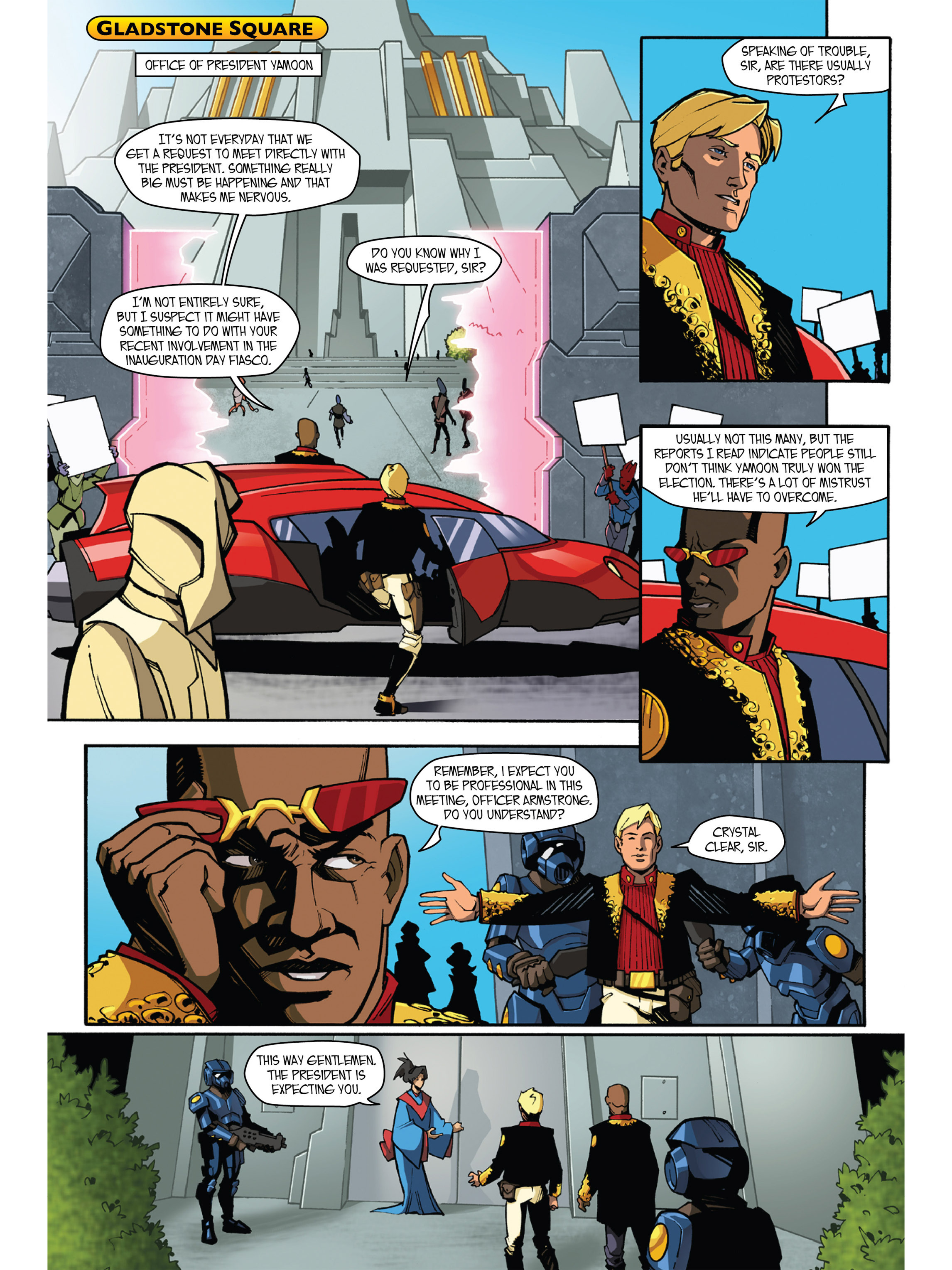 Read online Amber Atoms comic -  Issue #5 - 6