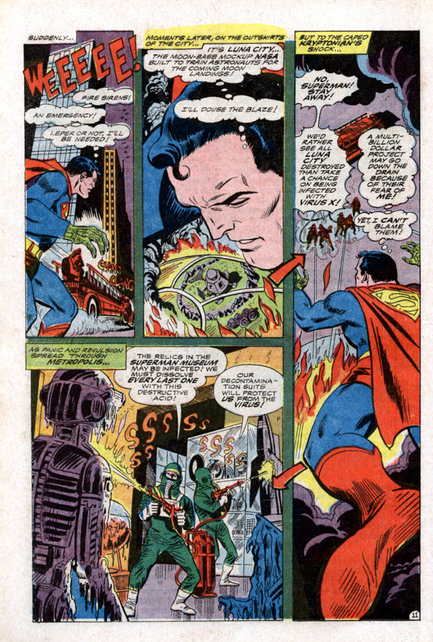 Read online Action Comics (1938) comic -  Issue #363 - 16