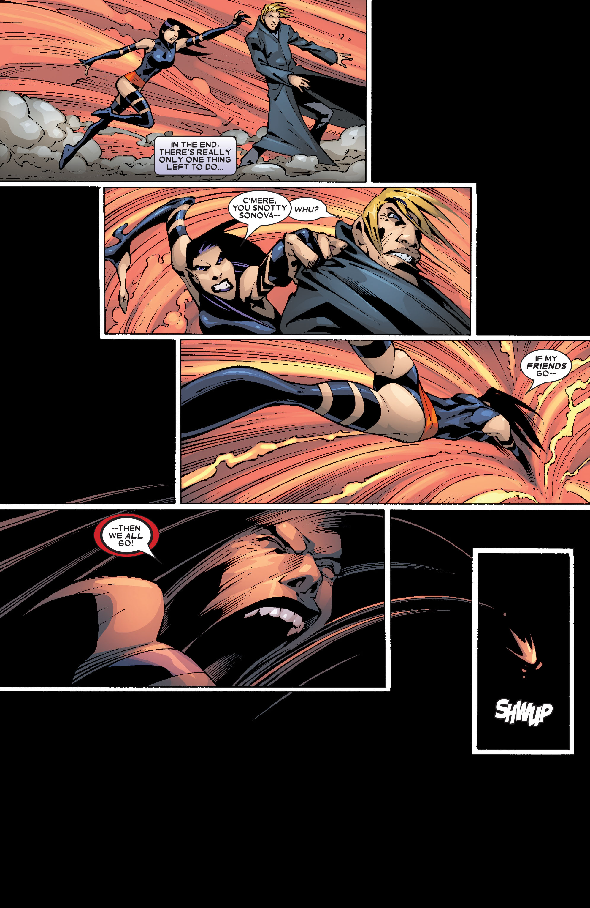 Uncanny X-Men (1963) 473 Page 22