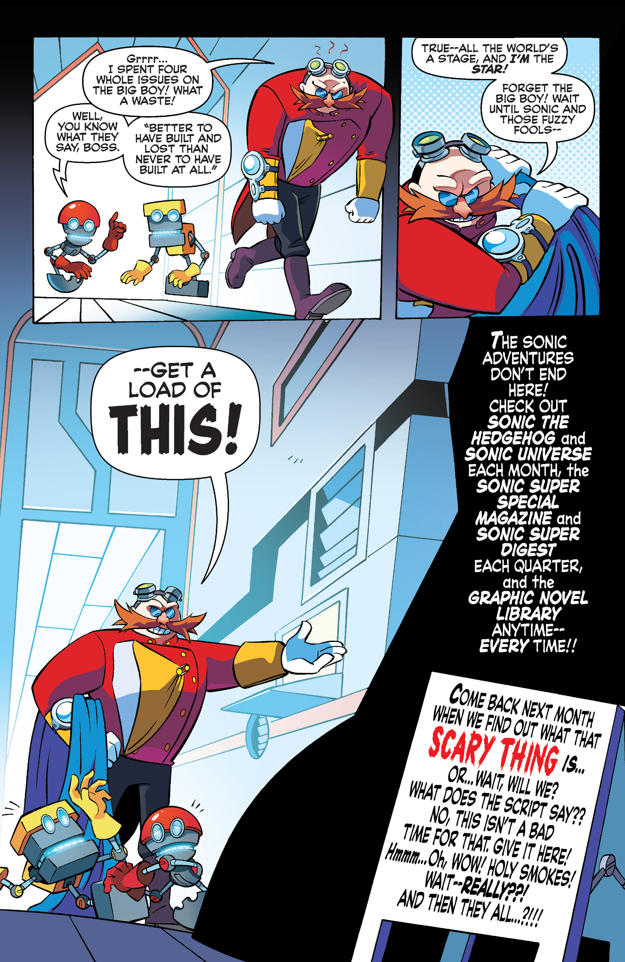 Read online Sonic Boom comic -  Issue #4 - 21