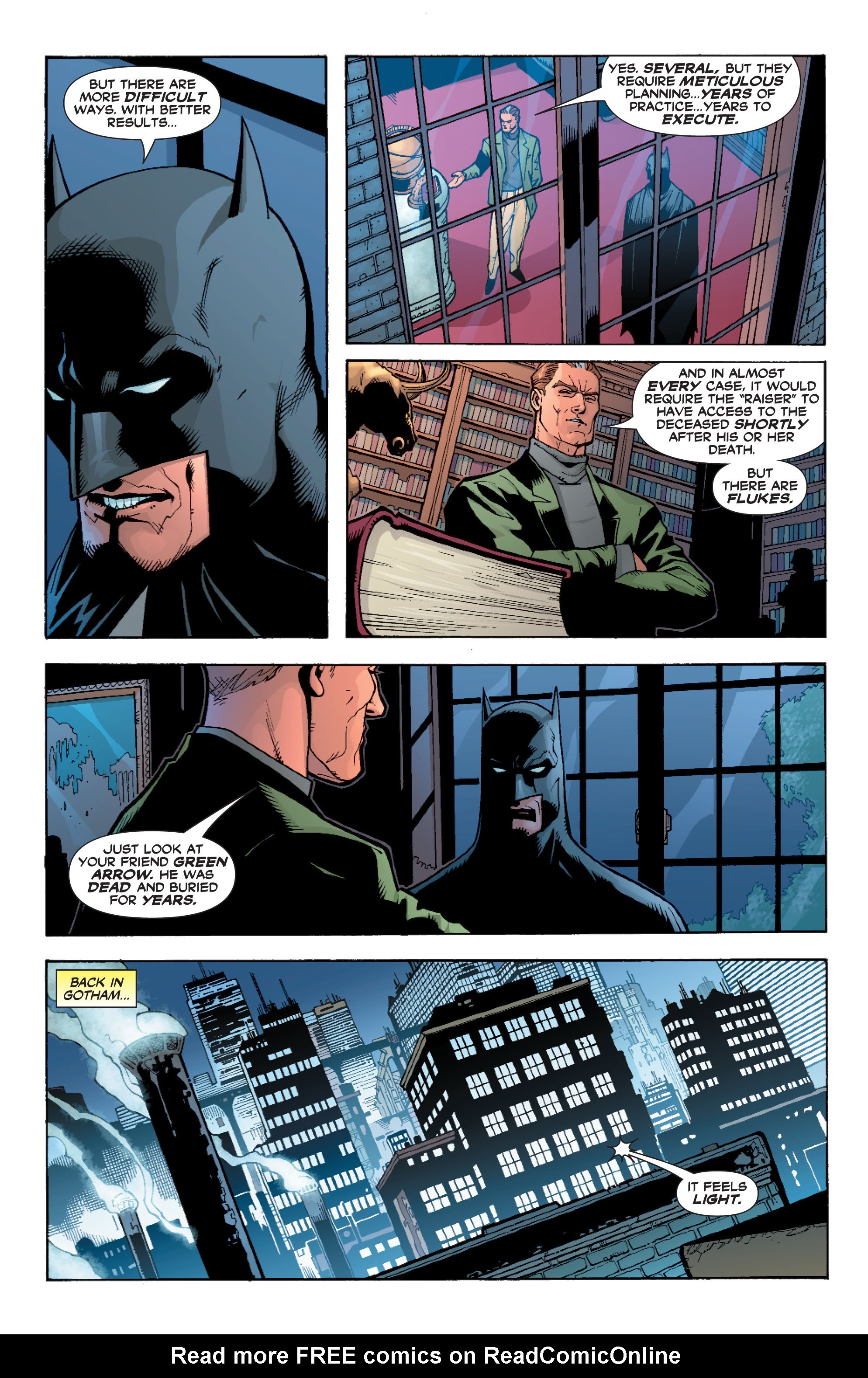 Read online Batman: Under The Red Hood comic -  Issue # Full - 112