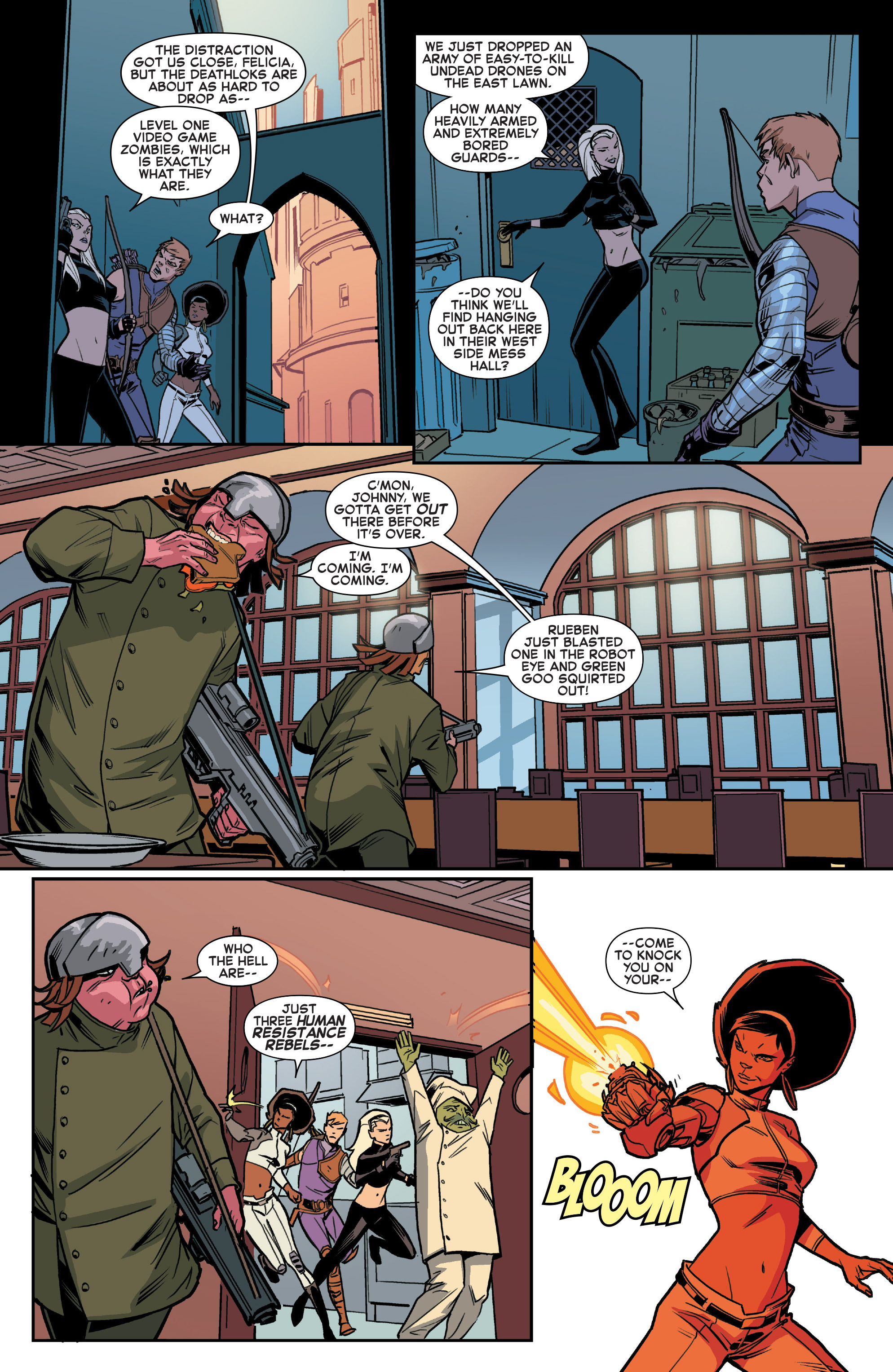Read online House of M (2015) comic -  Issue #2 - 13