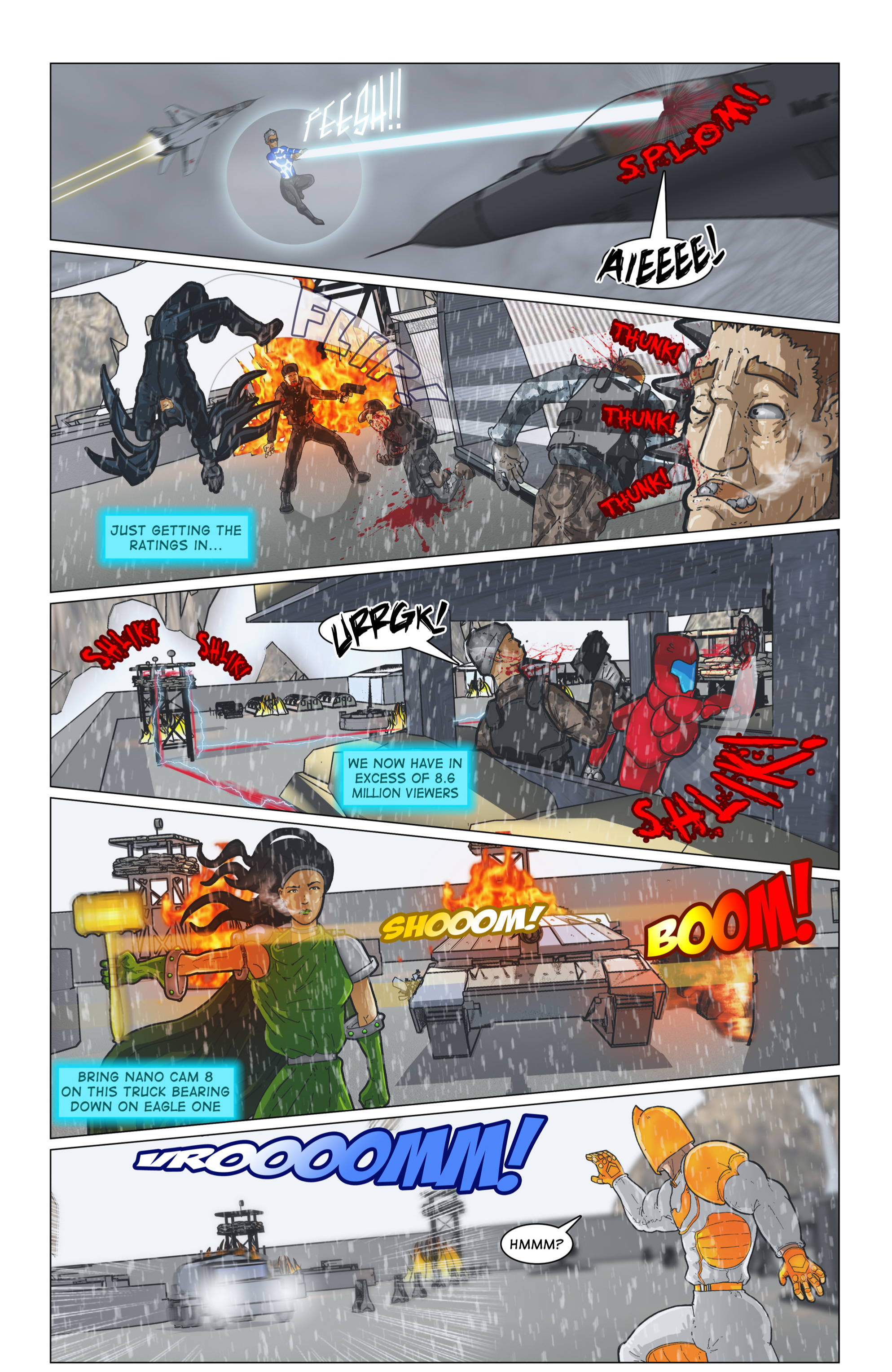 Read online Vanguard (2015) comic -  Issue #3 - 22