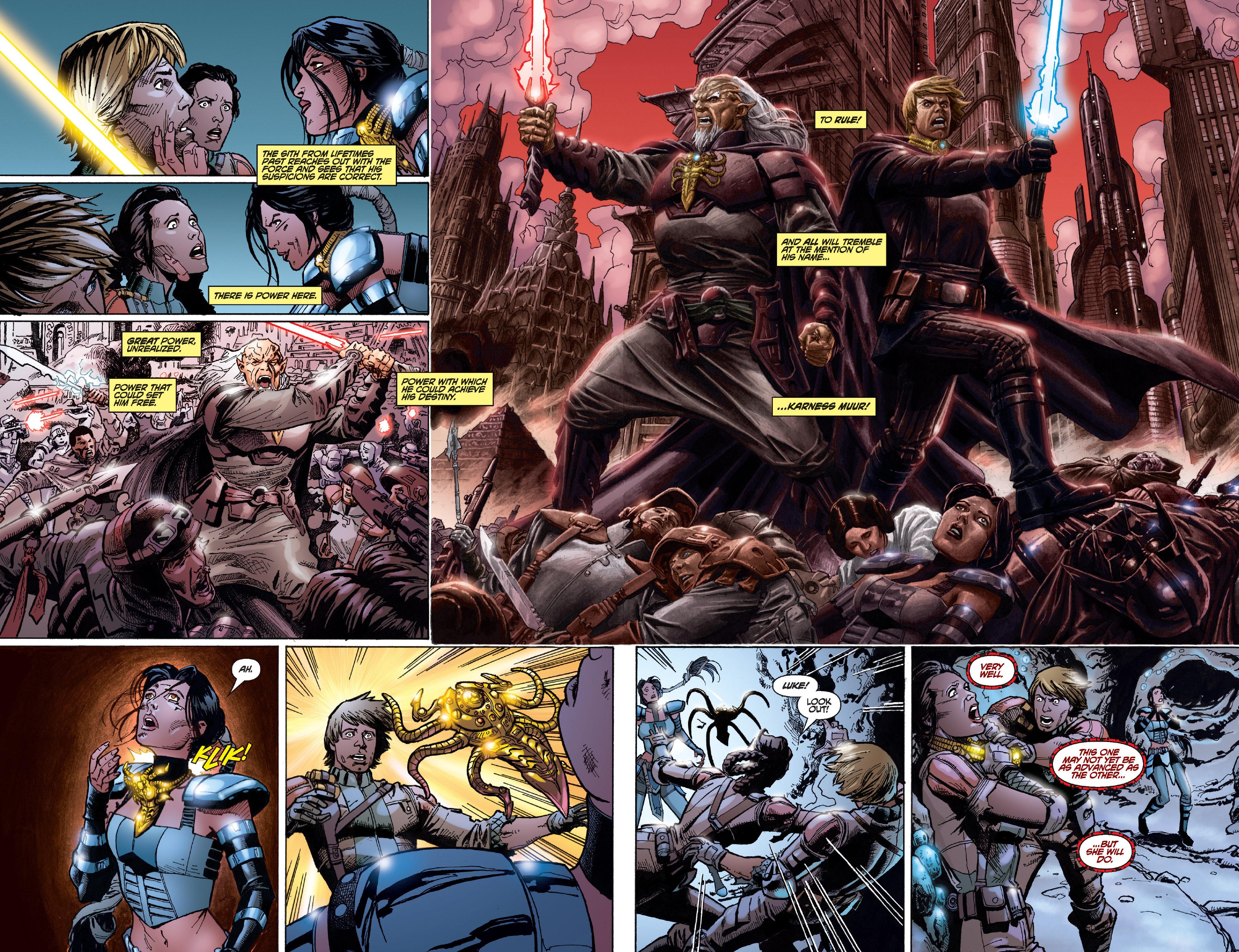 Read online Star Wars Omnibus comic -  Issue # Vol. 20 - 429