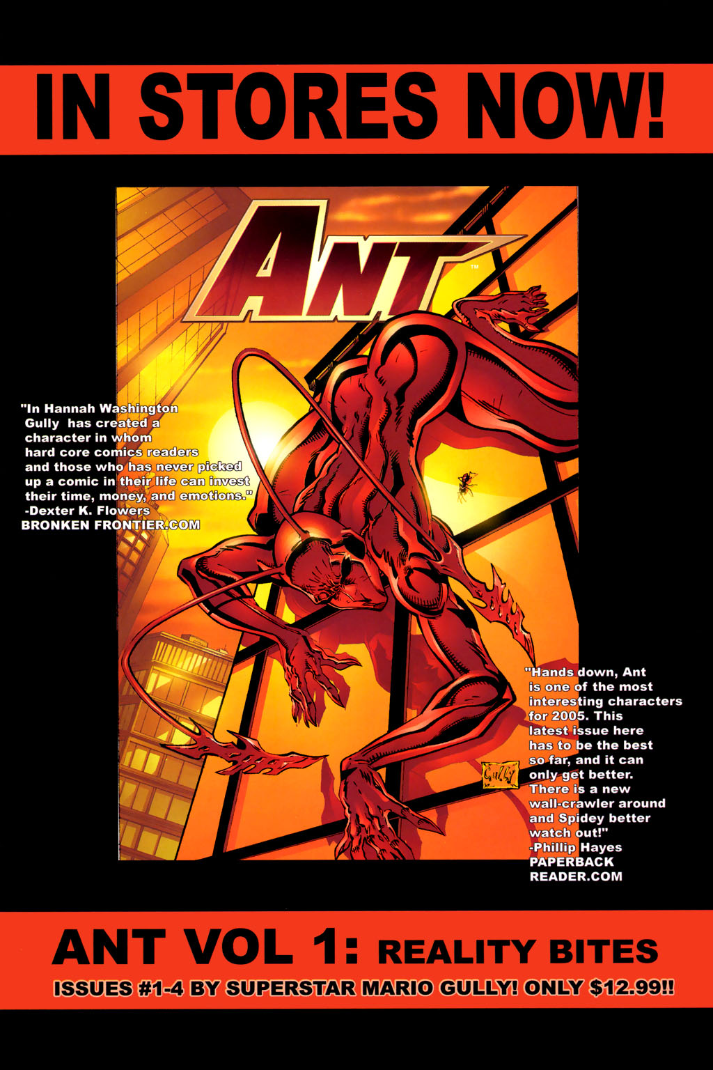 Read online Ant comic -  Issue #7 - 26
