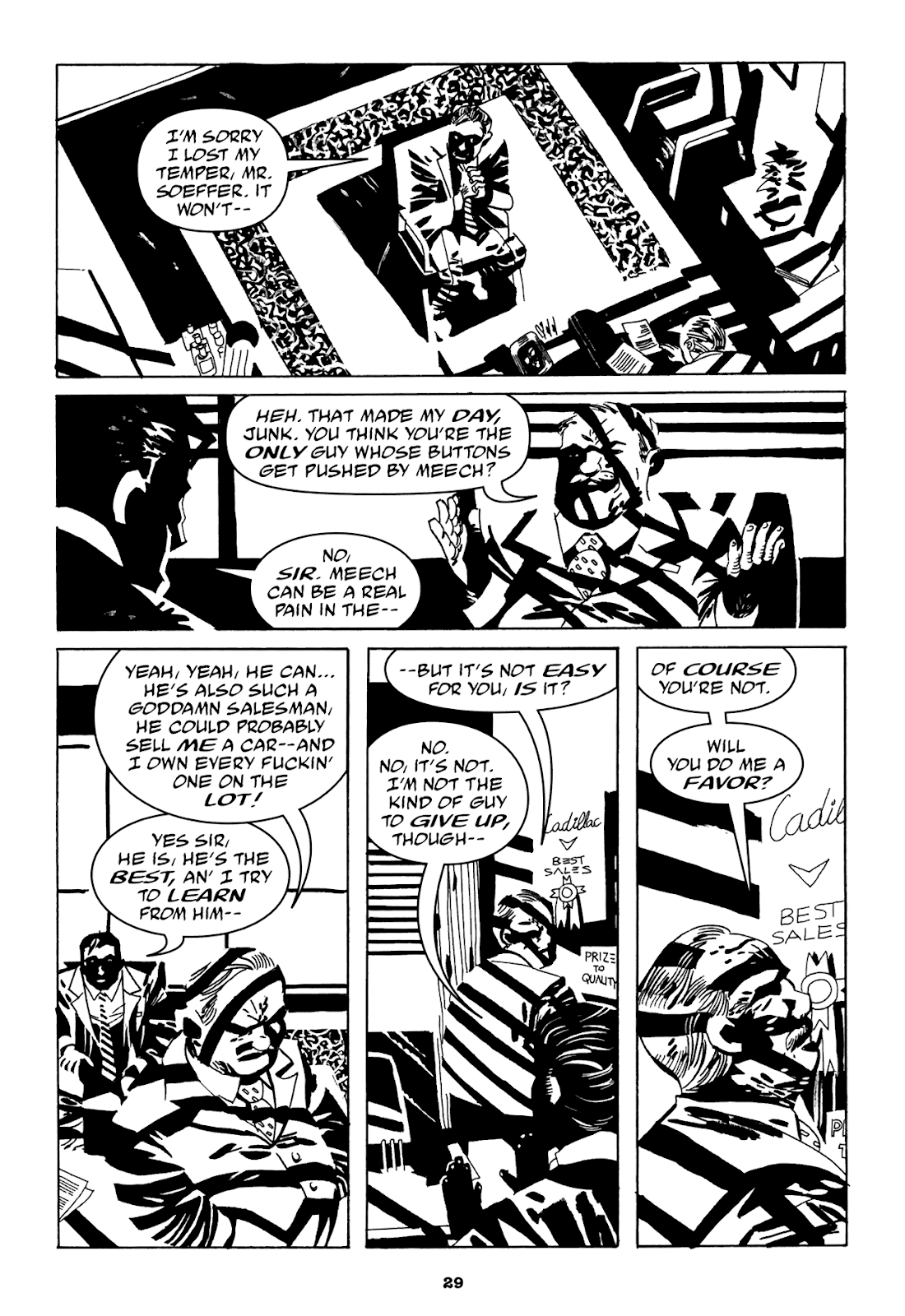 Read online Filthy Rich comic -  Issue # TPB (Part 1) - 31