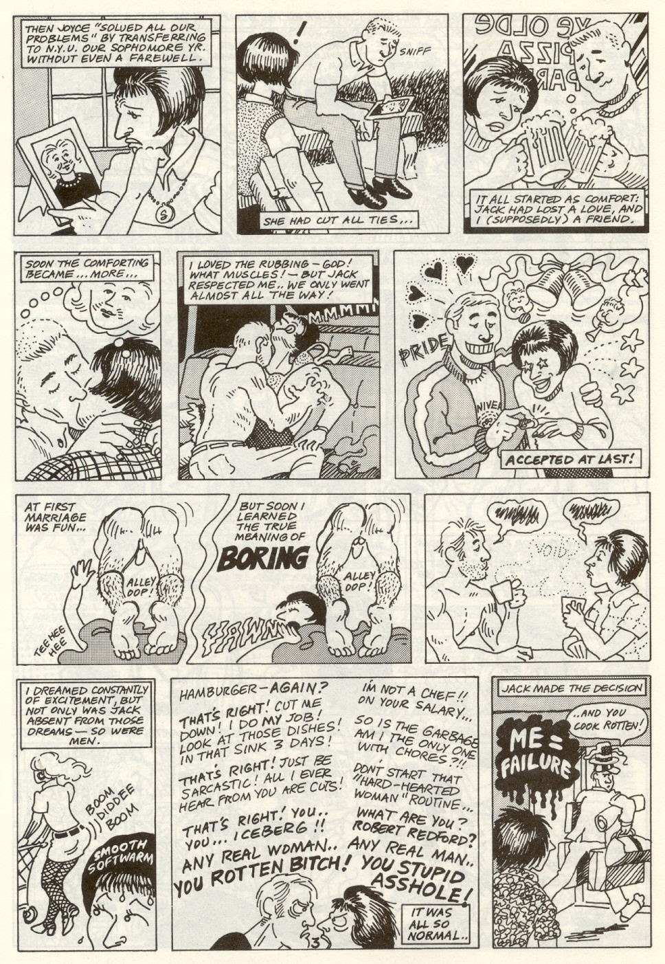 Gay Comix (Gay Comics) issue 1 - Page 6