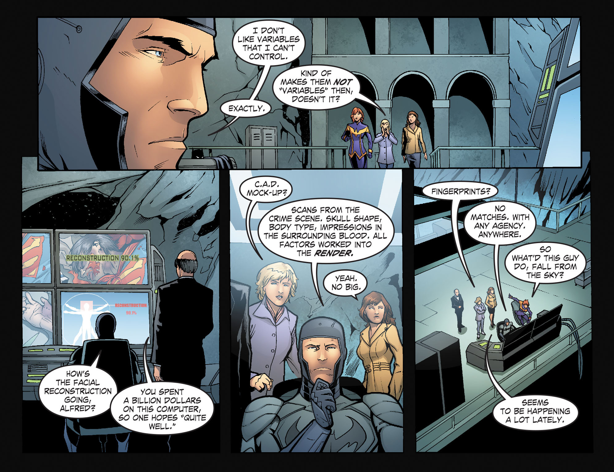 Read online Smallville: Alien comic -  Issue #6 - 10