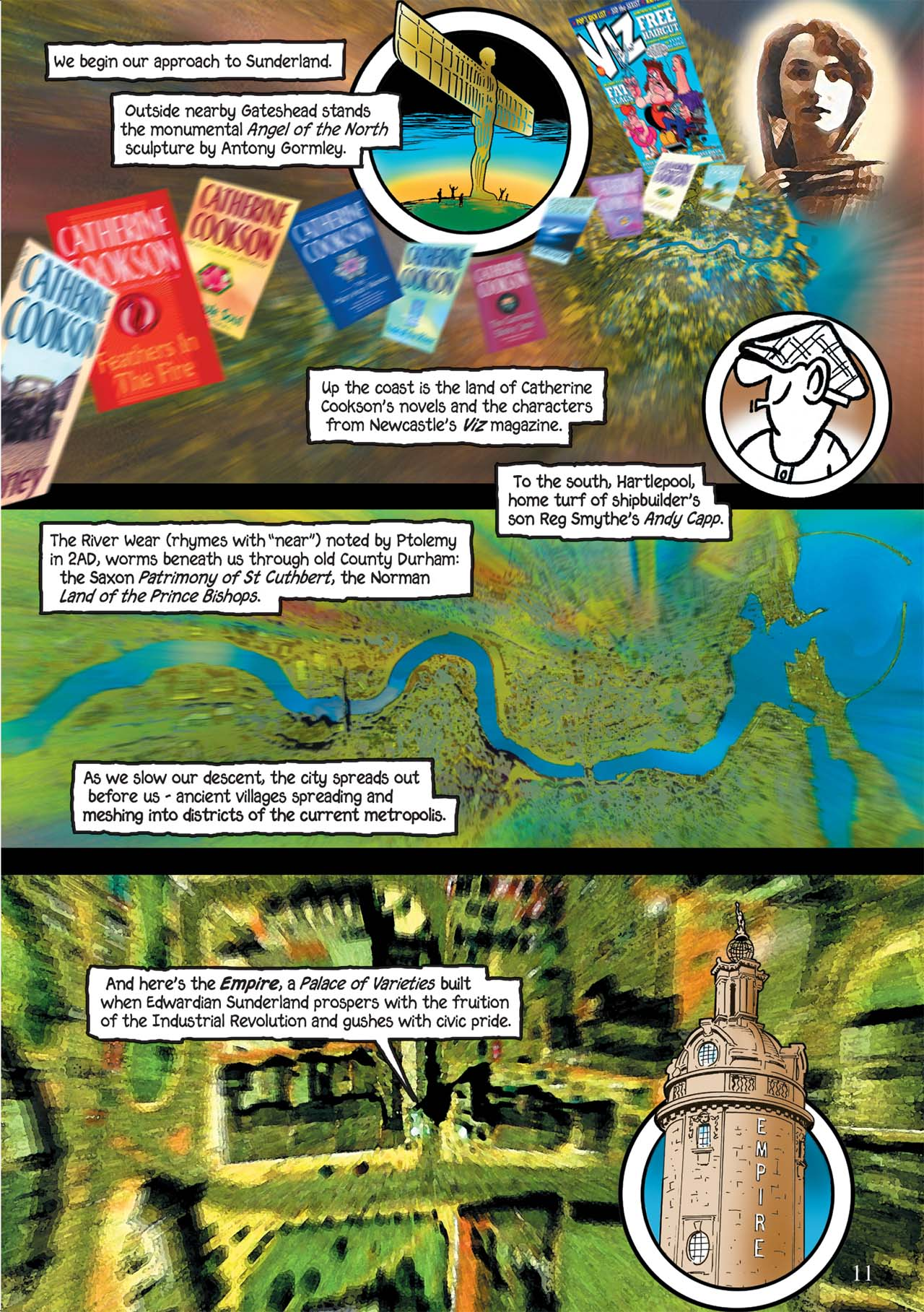 Read online Alice in Sunderland comic -  Issue # Full - 15