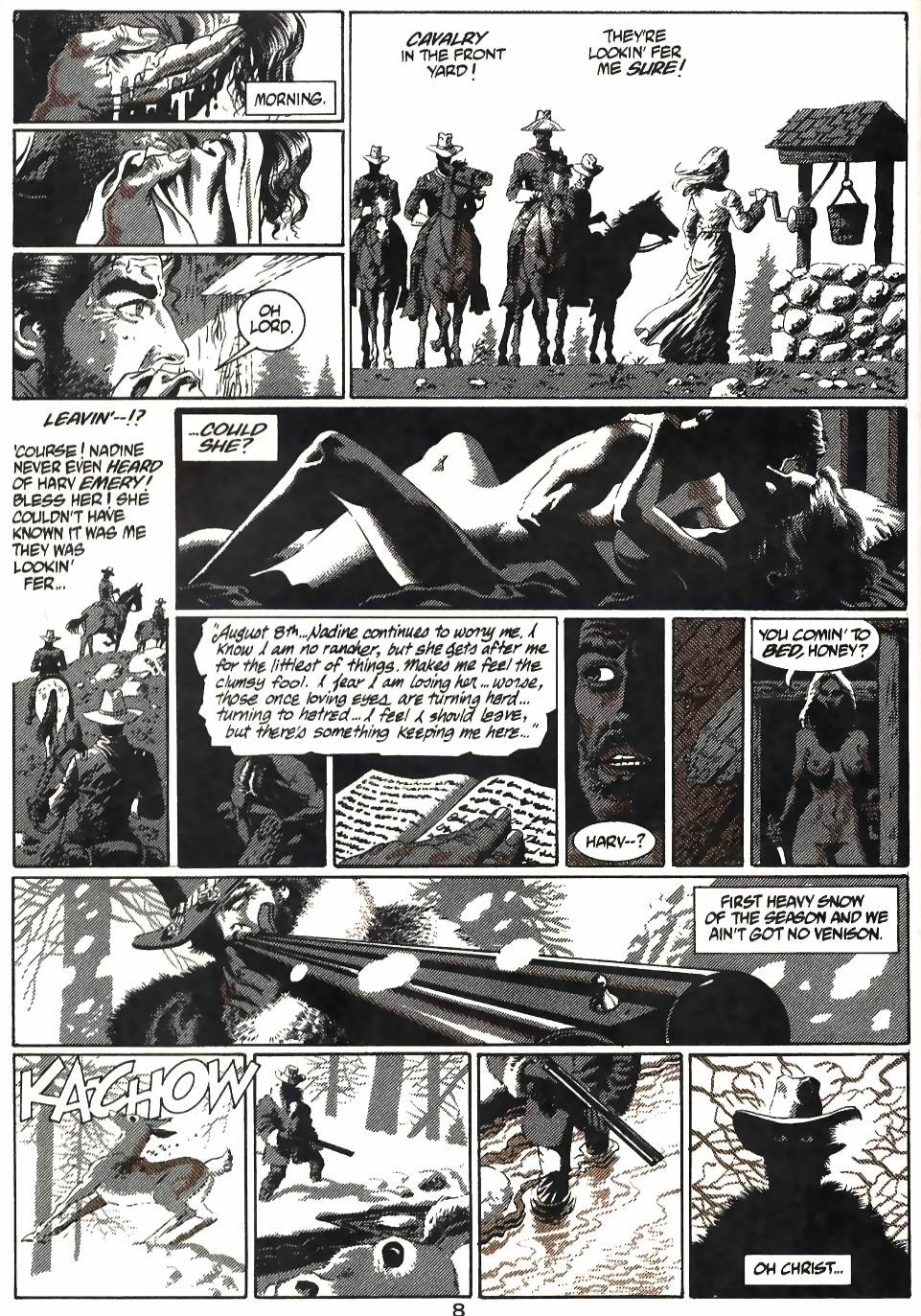 Read online Flinch comic -  Issue #4 - 20