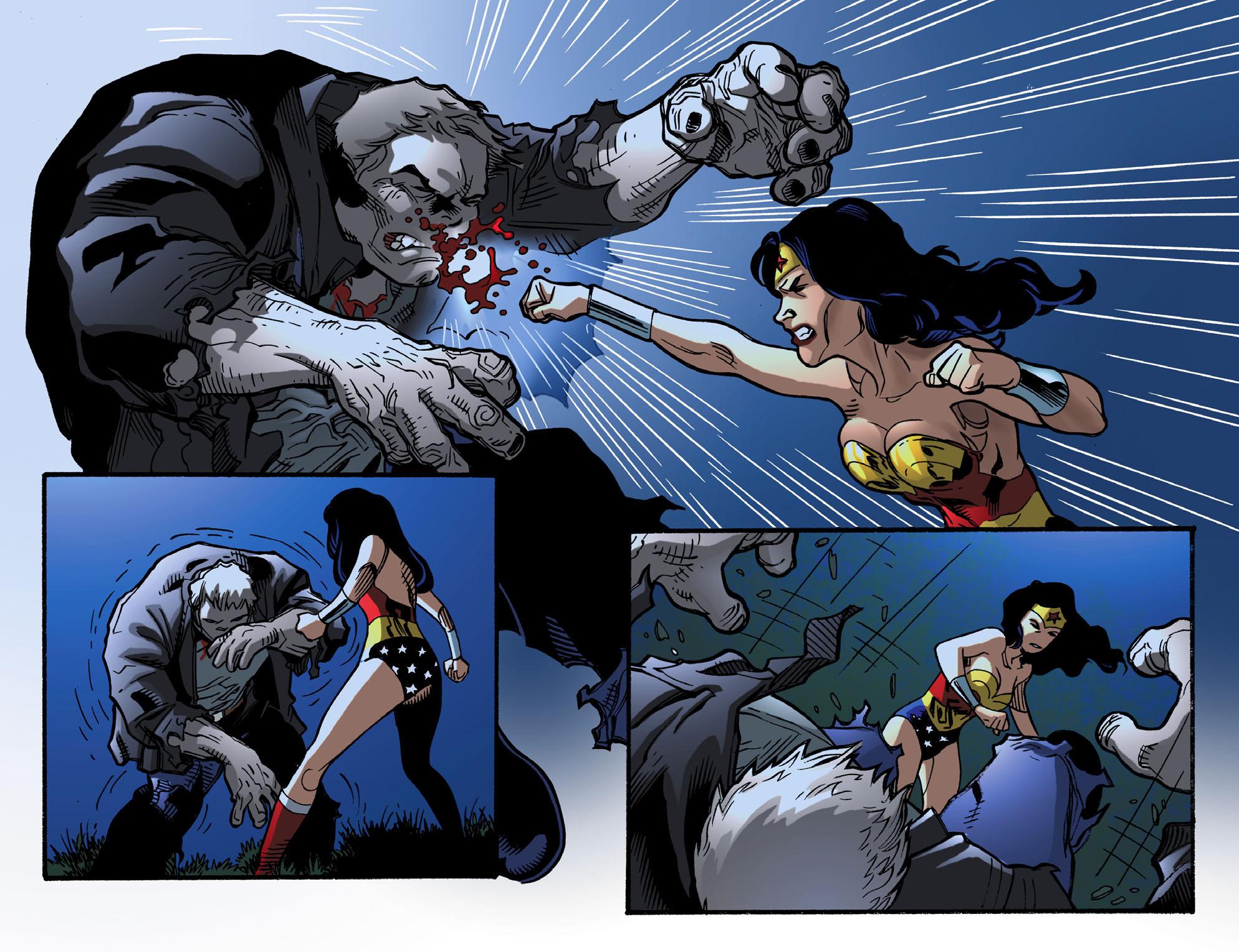 Read online Sensation Comics Featuring Wonder Woman comic -  Issue #38 - 19