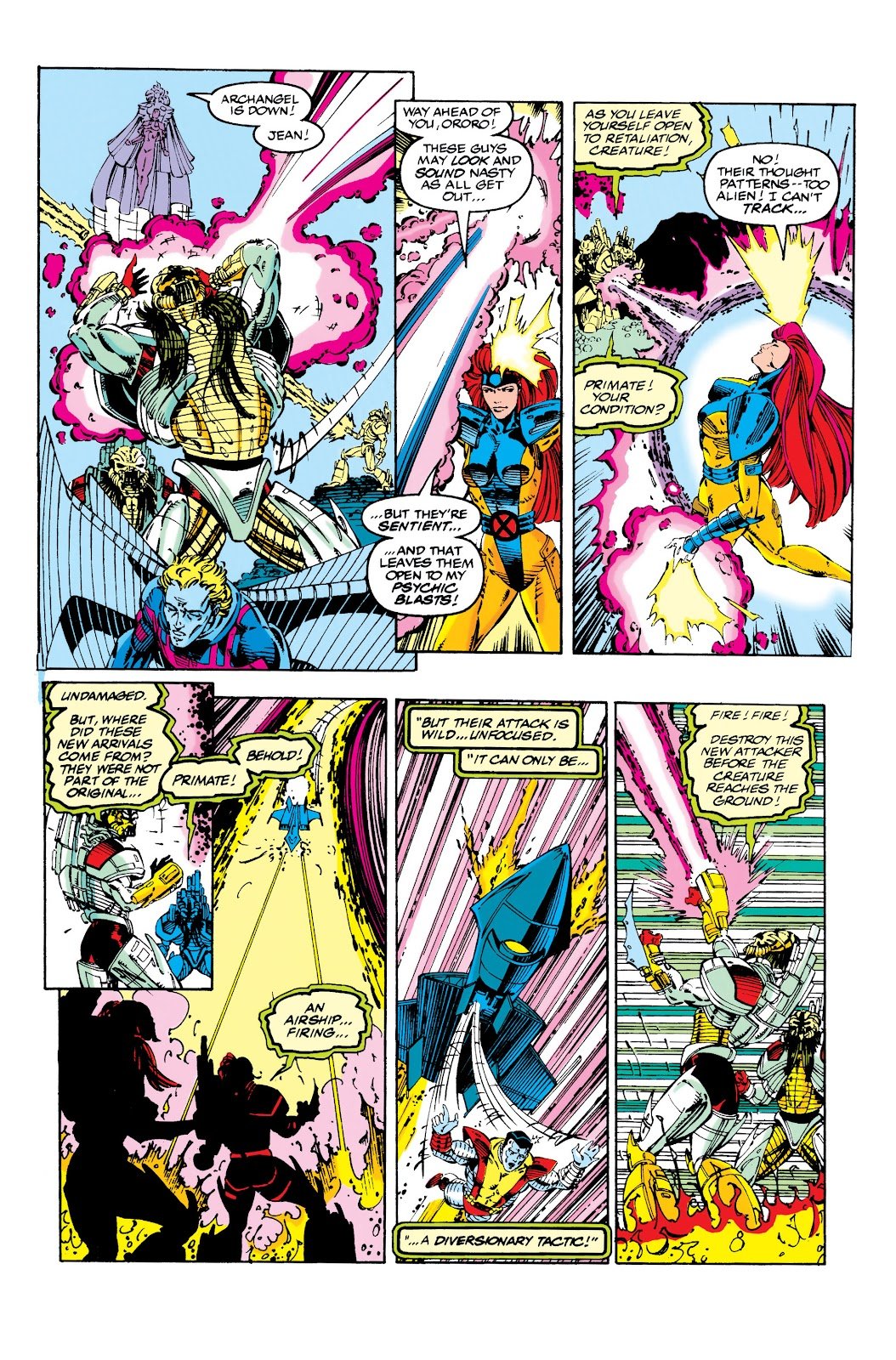 Uncanny X-Men (1963) issue 284 - Page 12