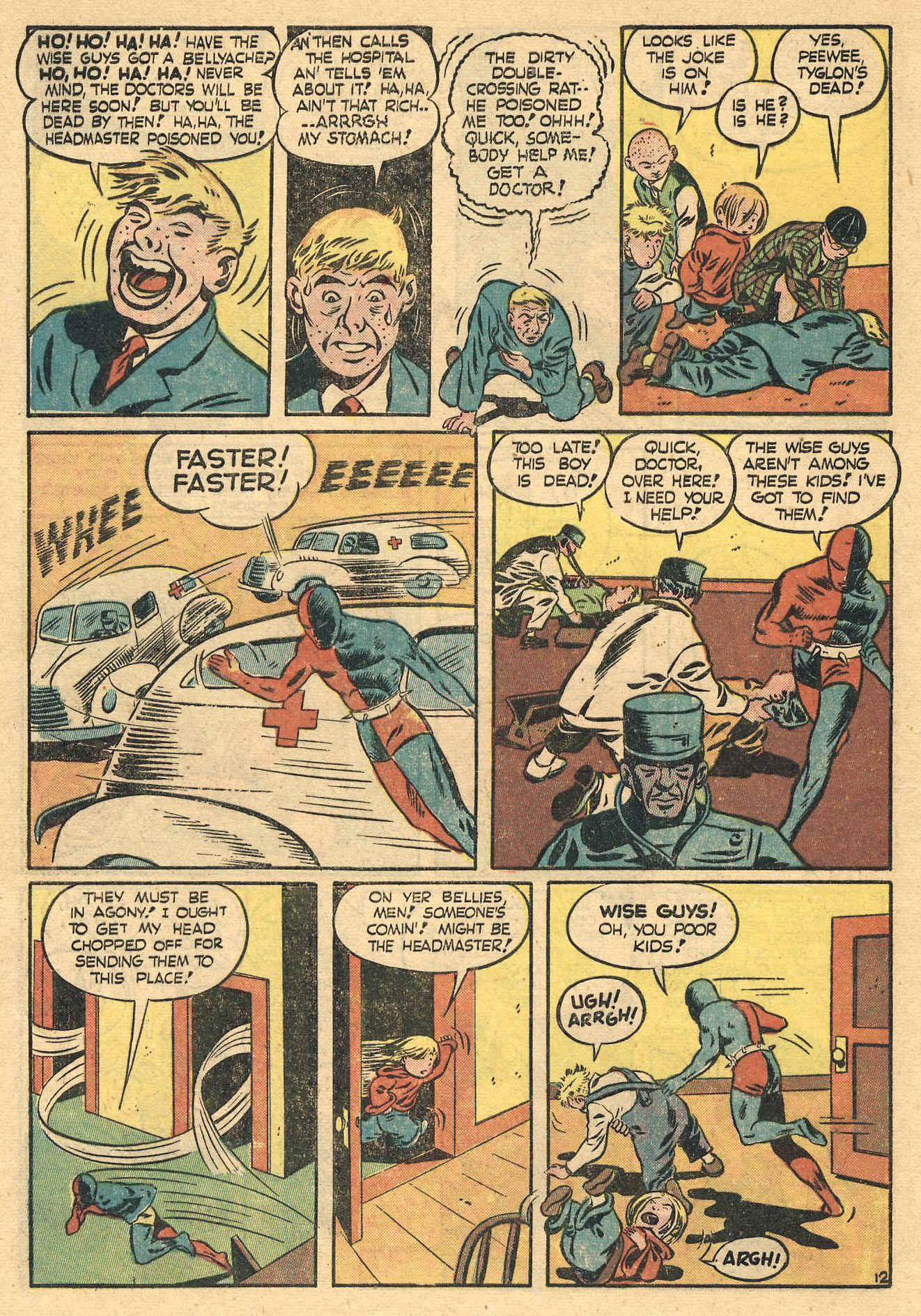 Daredevil (1941) issue 16 - Page 14