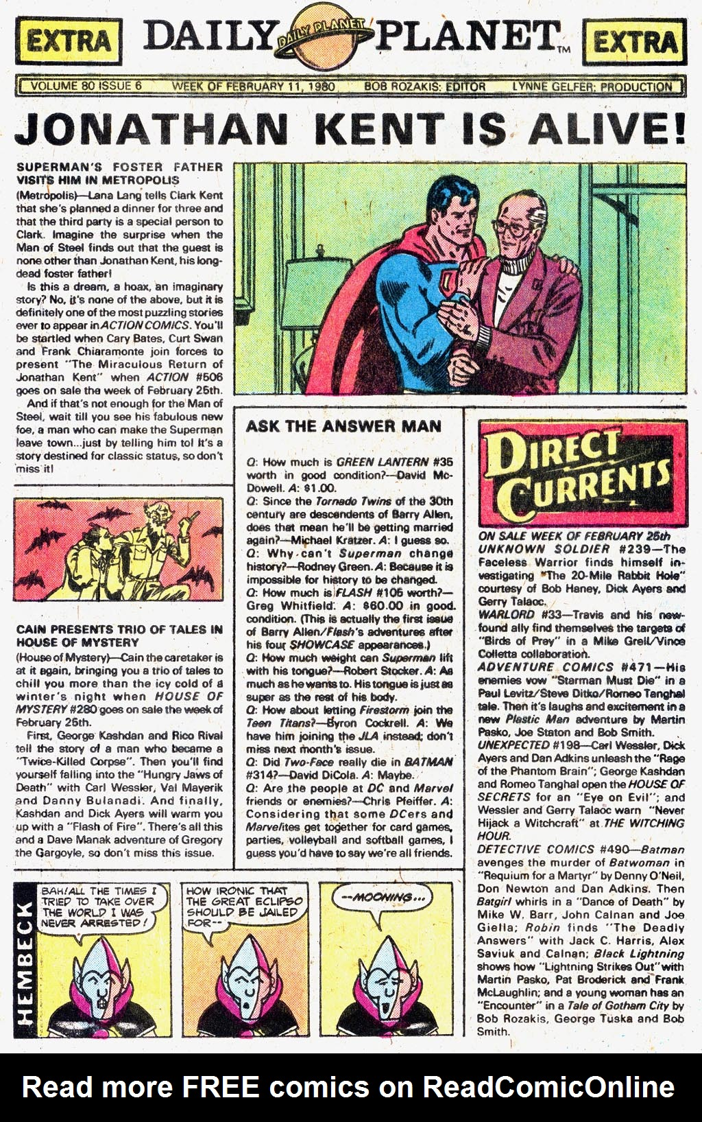 Read online Secrets of Haunted House comic -  Issue #24 - 33