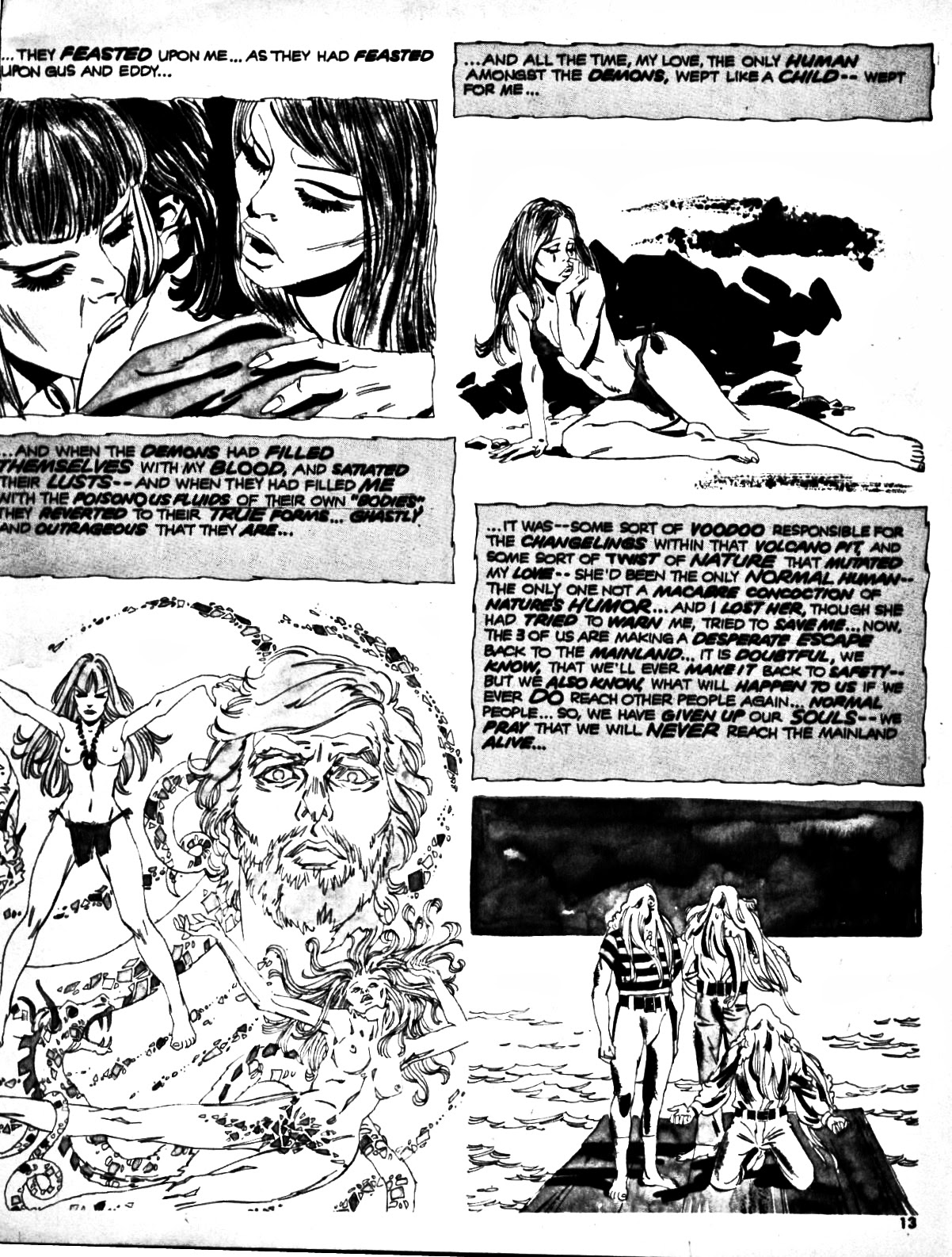 Scream (1973) issue 7 - Page 13