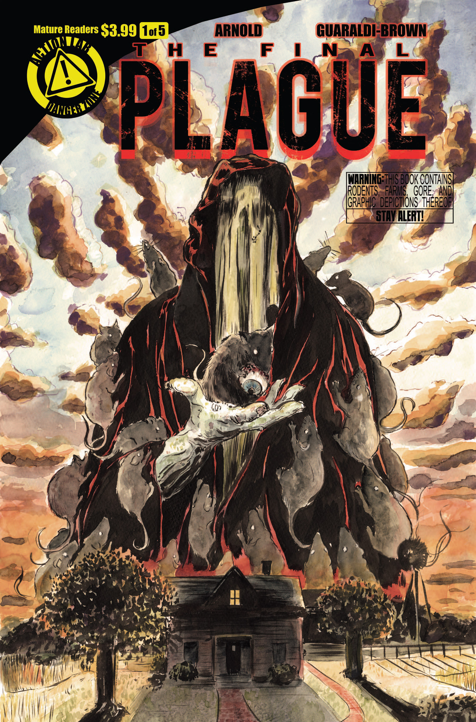 Read online The Final Plague comic -  Issue #1 - 1