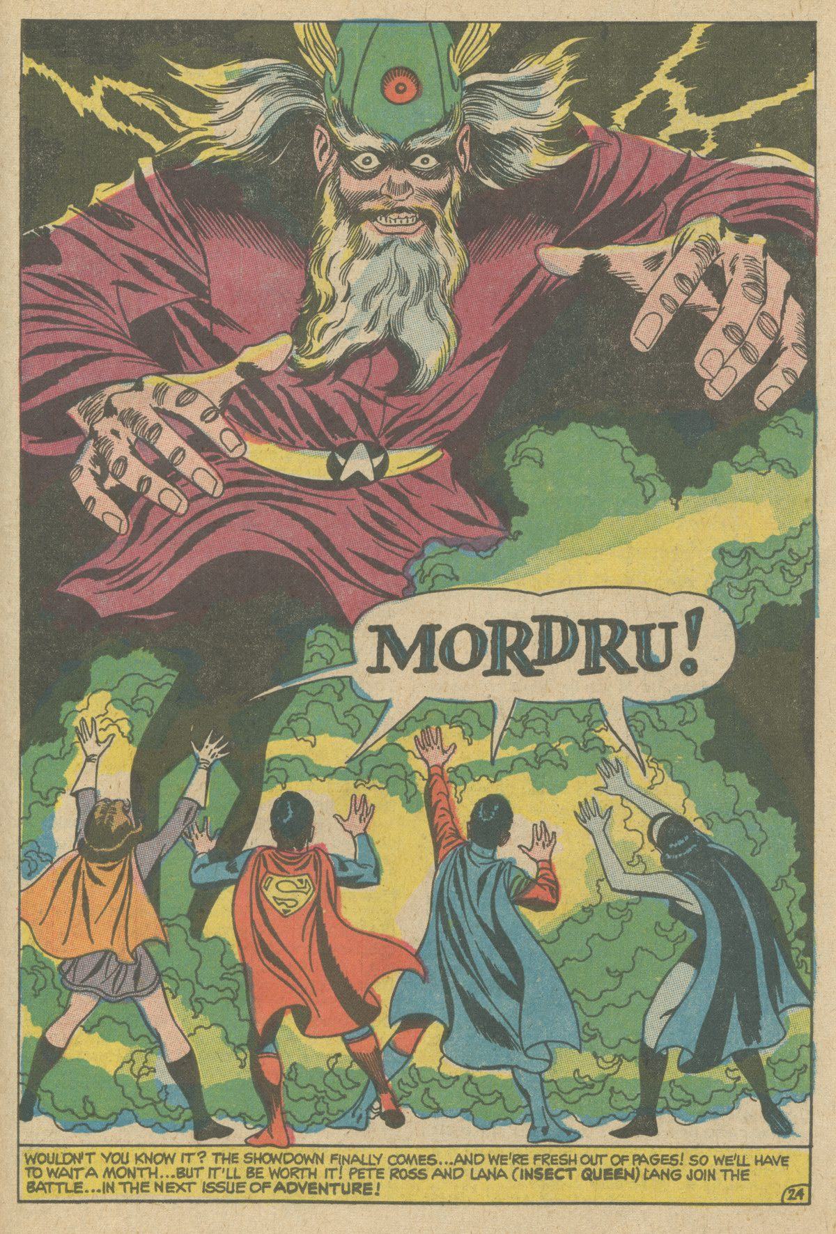 Read online Adventure Comics (1938) comic -  Issue #369 - 31
