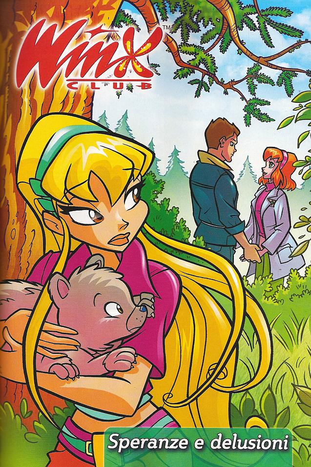 Winx Club Comic 77 Page 1
