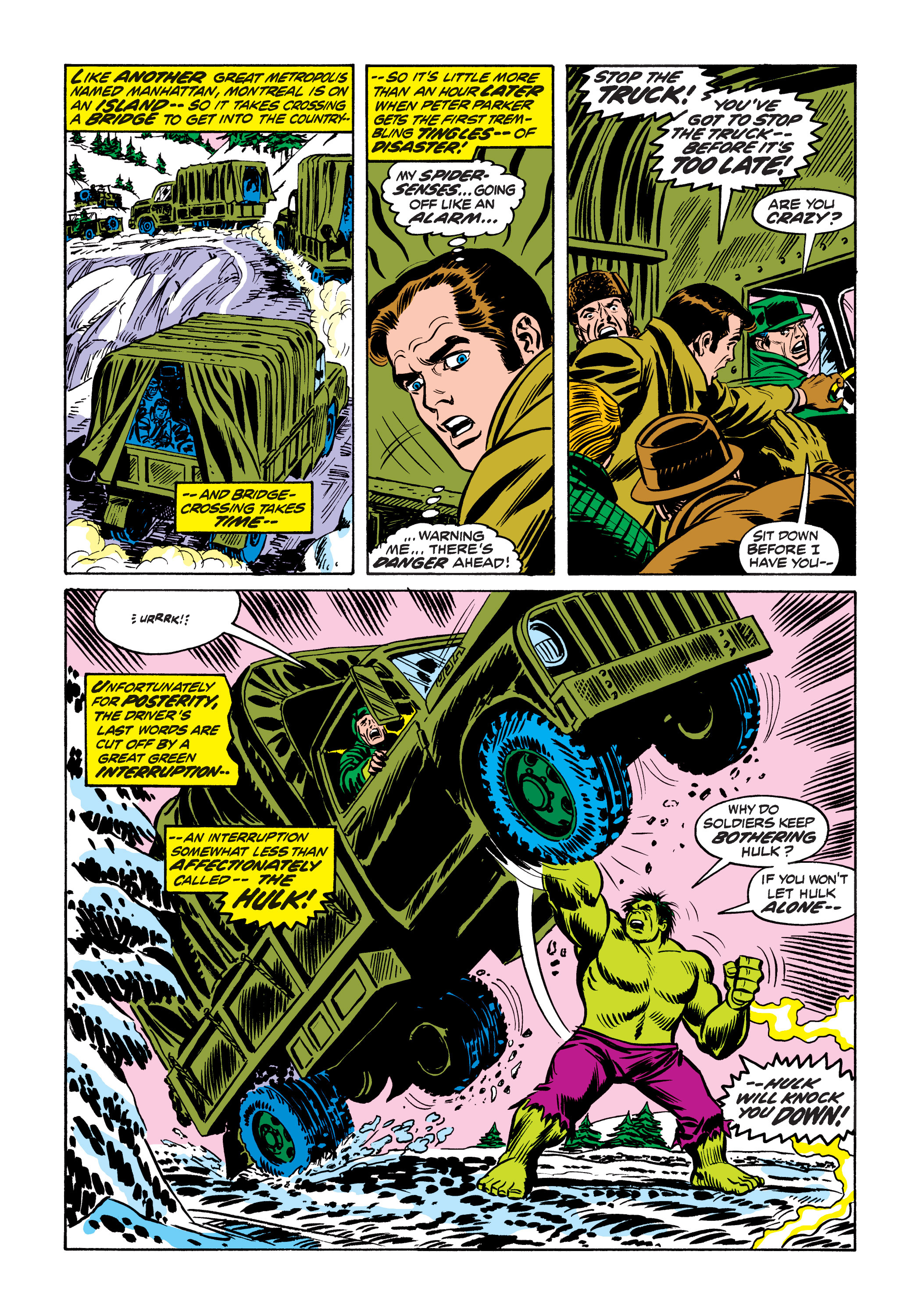 The Amazing Spider-Man (1963) 119 Page 11