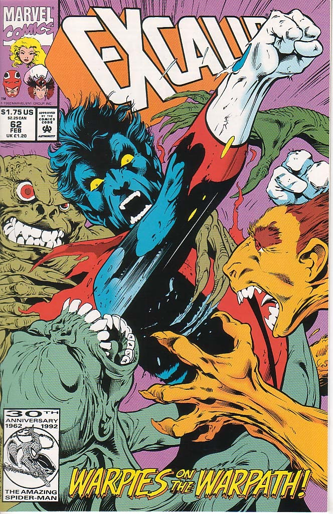 Excalibur (1988) issue 62 - Page 1