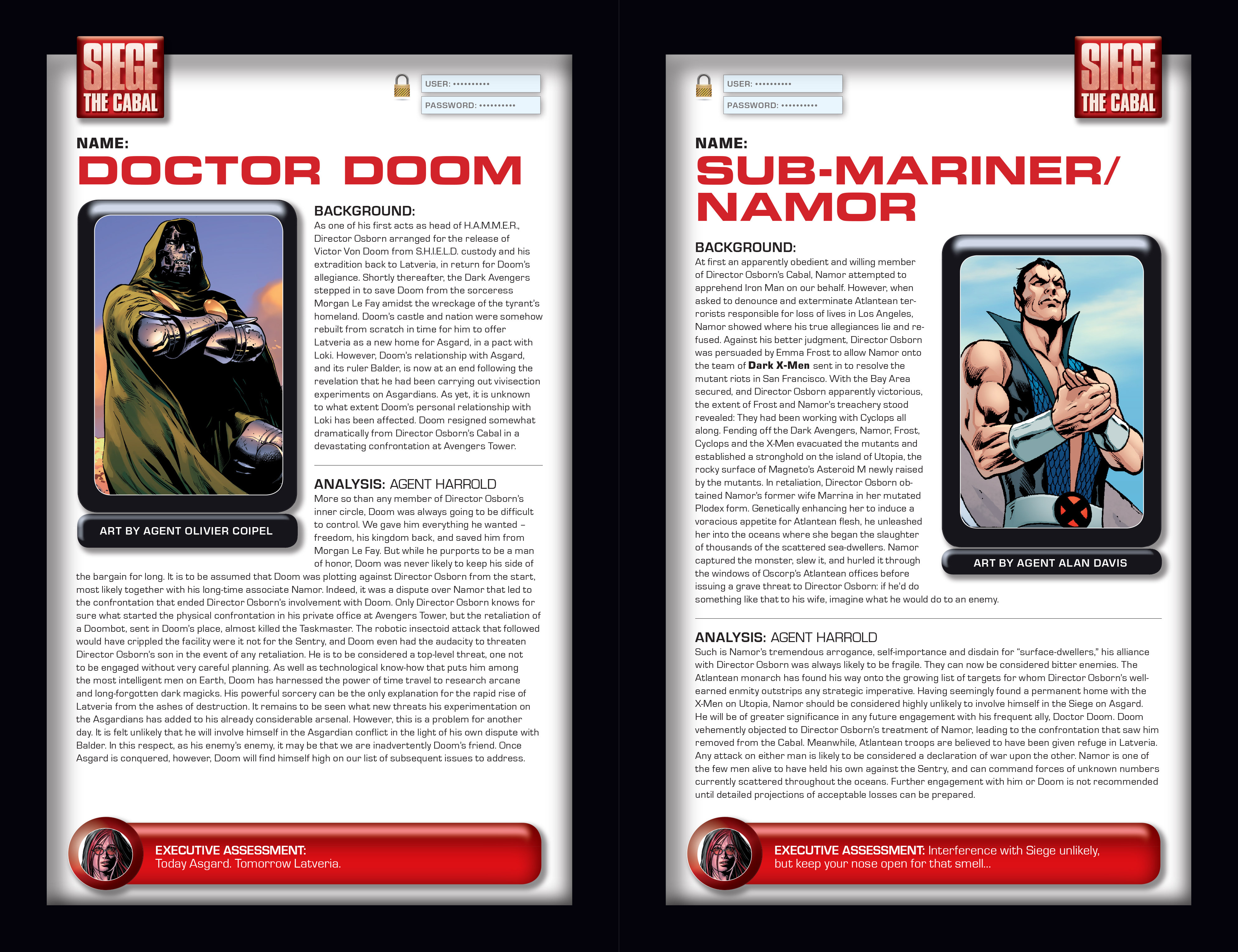 Read online Siege: Storming Asgard - Heroes and Villains comic -  Issue # Full - 5