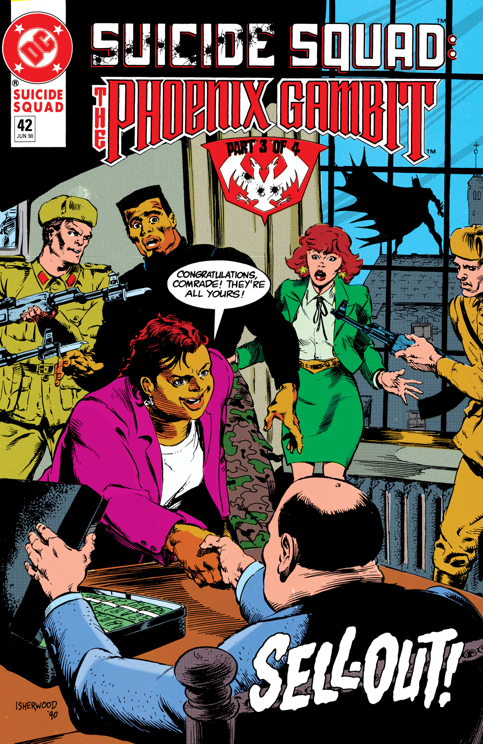 Suicide Squad (1987) issue 42 - Page 1