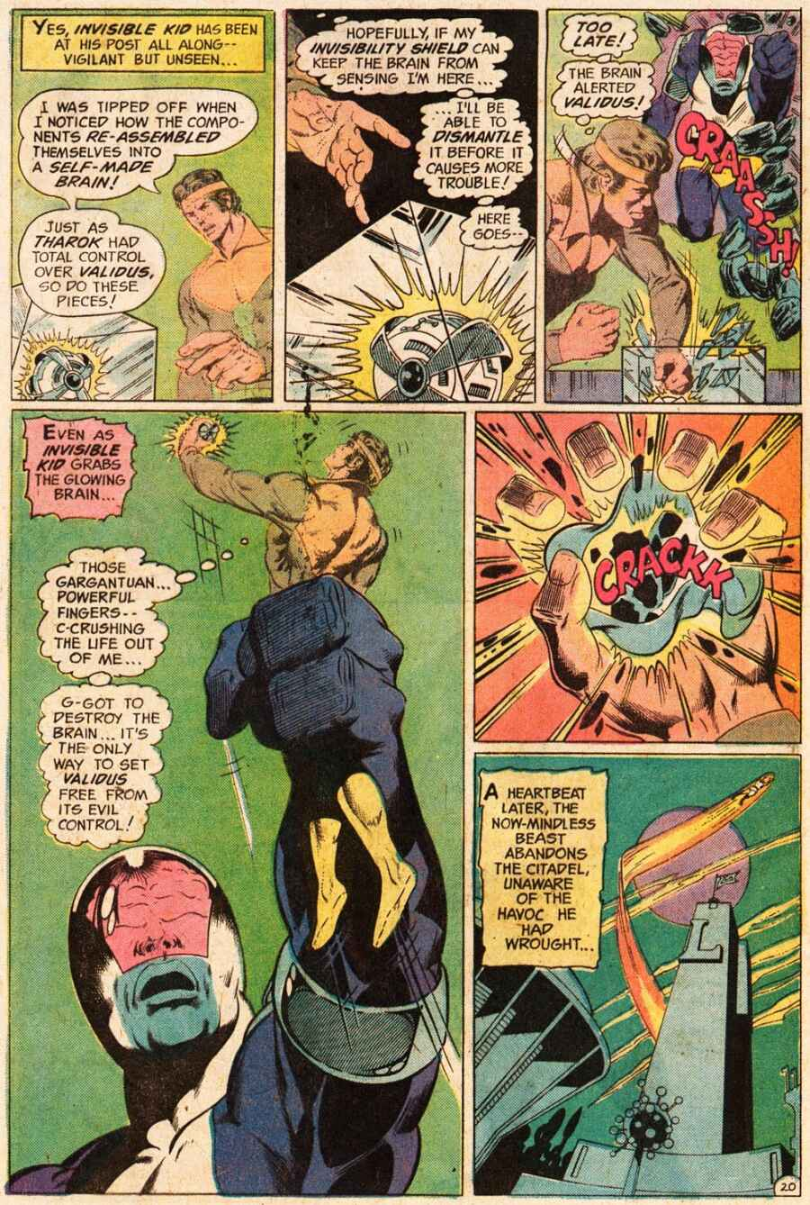 Superboy (1949) issue 203 - Page 21
