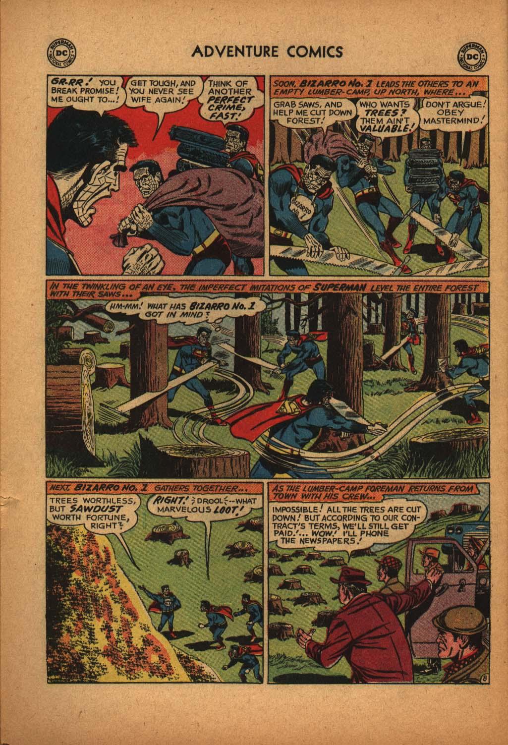 Read online Adventure Comics (1938) comic -  Issue #291 - 28