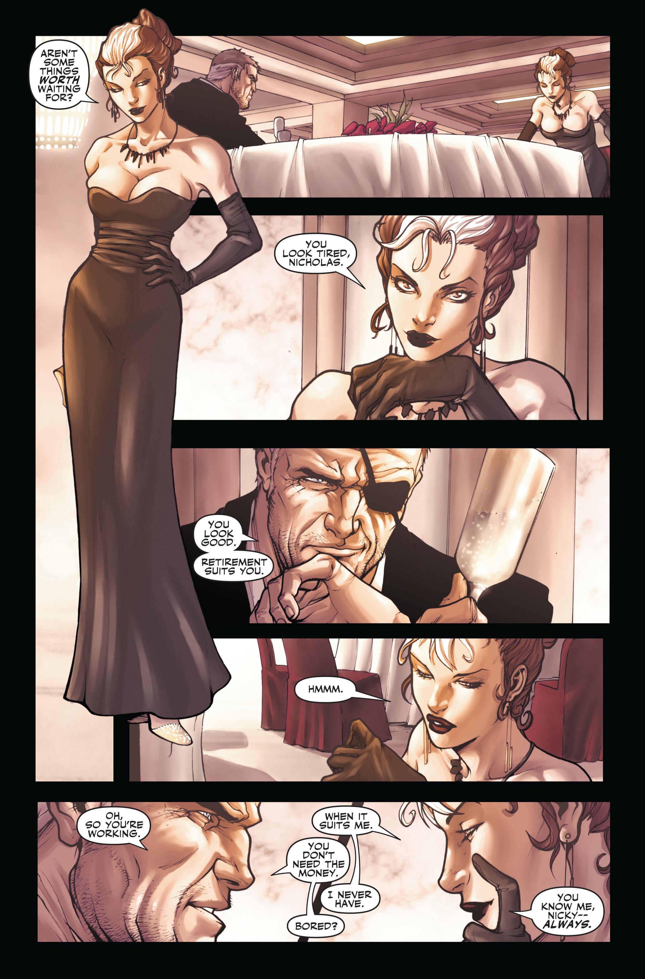 Read online Secret Warriors comic -  Issue #3 - 10
