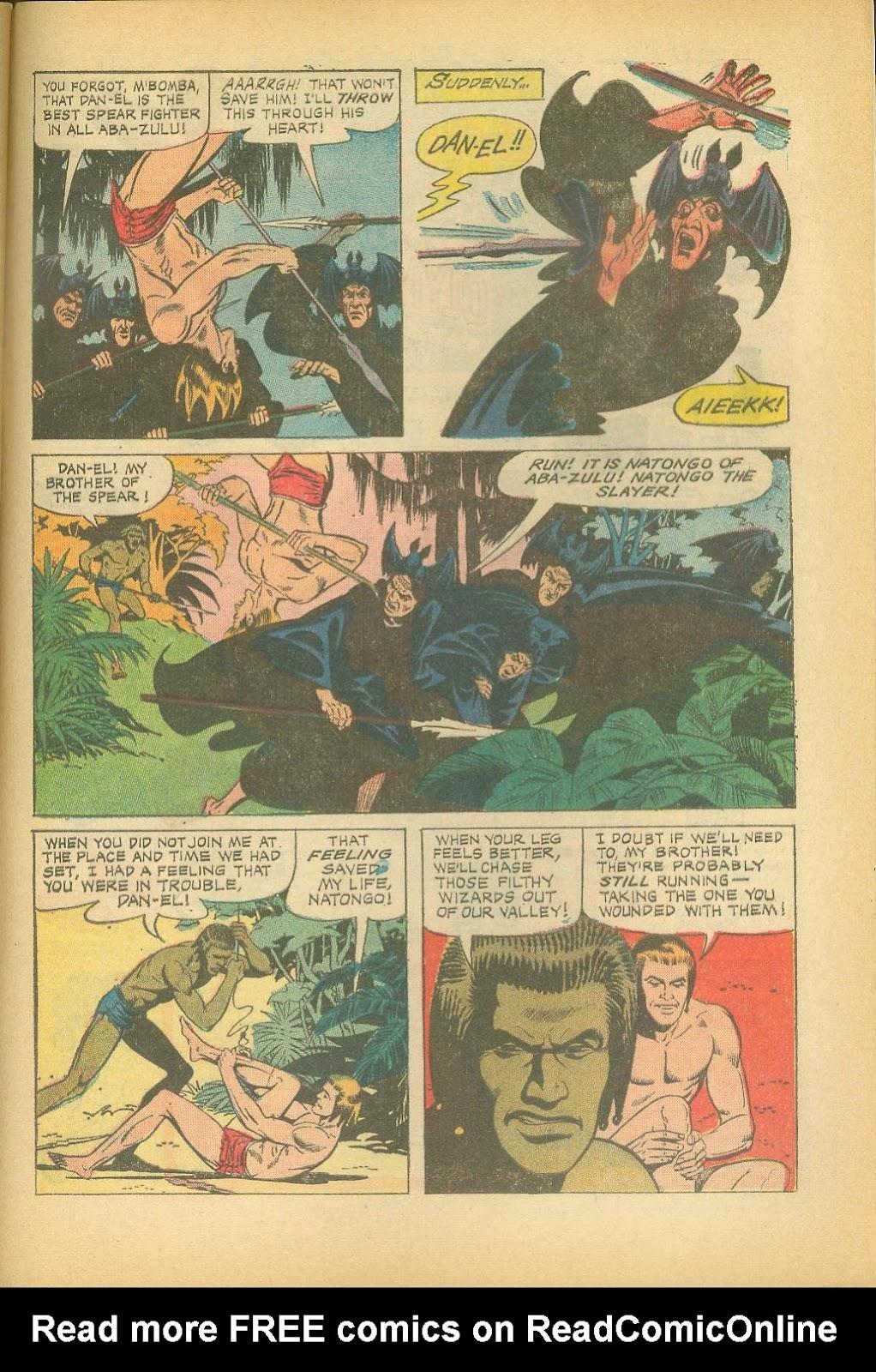 Tarzan (1962) issue 160 - Page 33