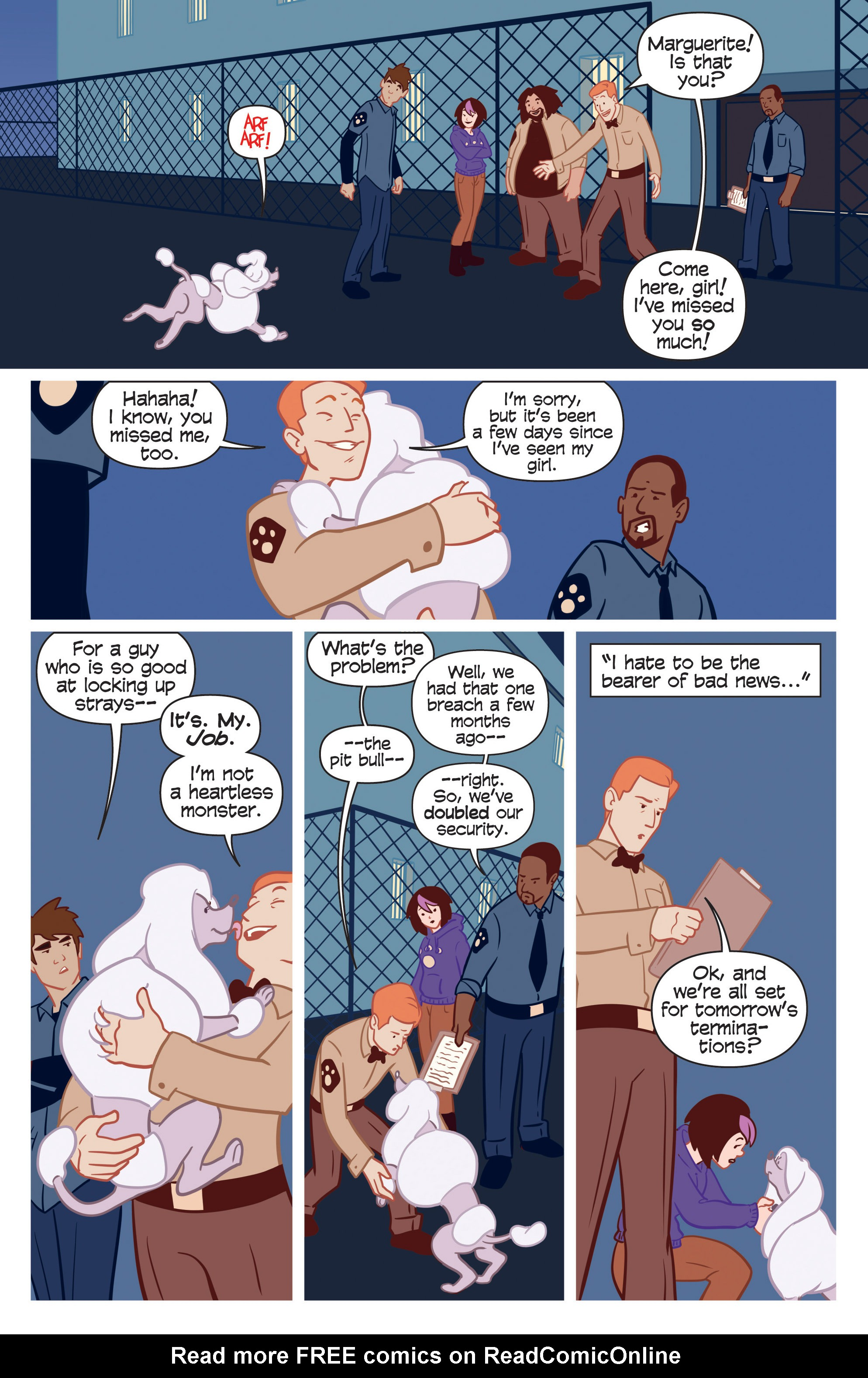 Read online Action Lab, Dog of Wonder comic -  Issue #2 - 21