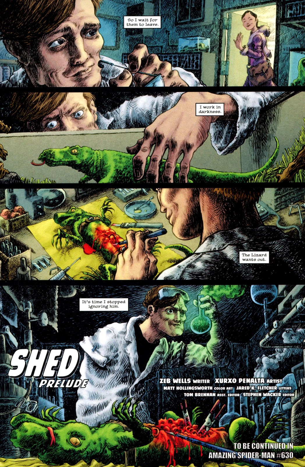 Web of Spider-Man (2009) Issue #6 #6 - English 40