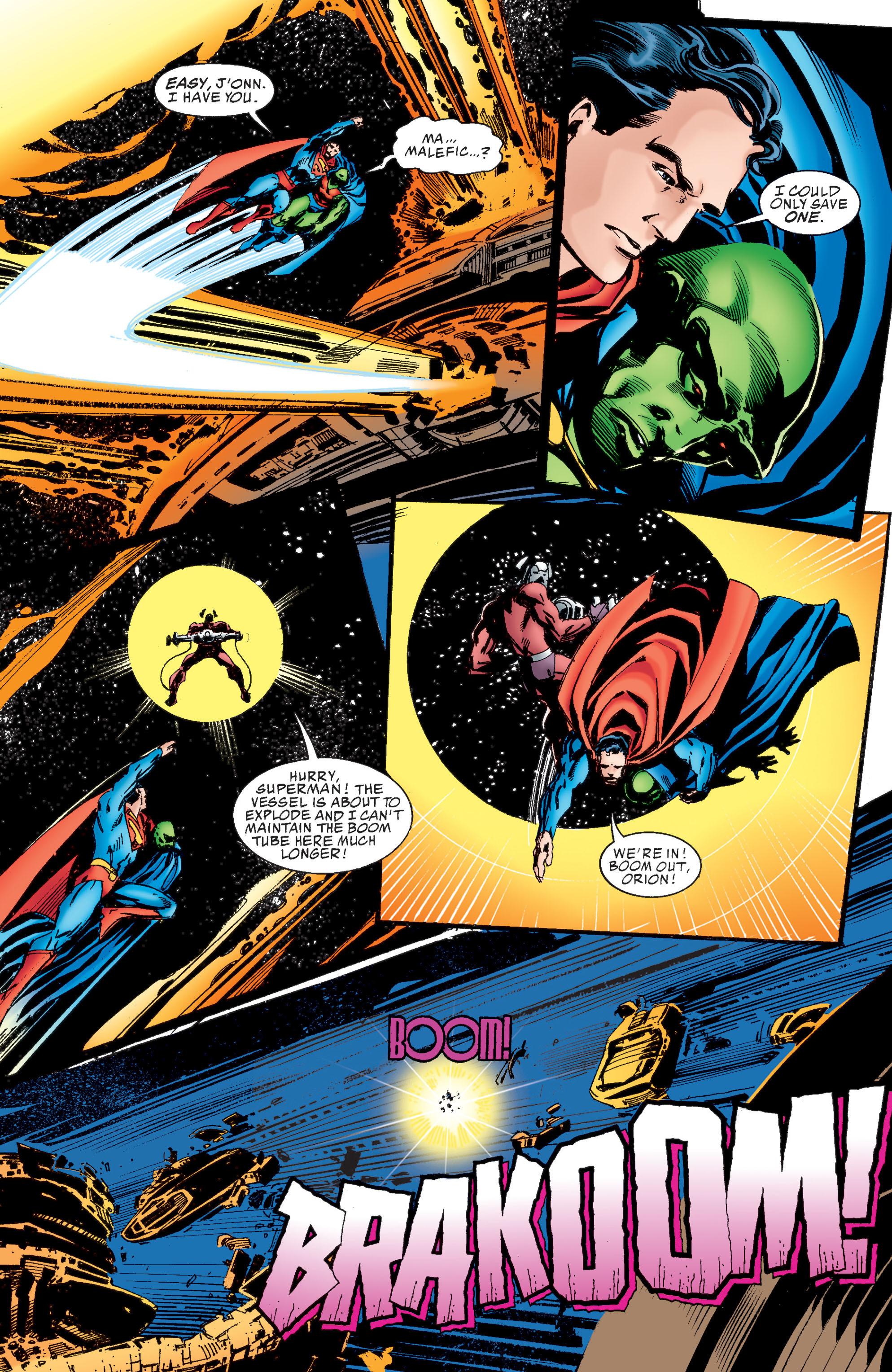 Read online Martian Manhunter: Son of Mars comic -  Issue # TPB - 233