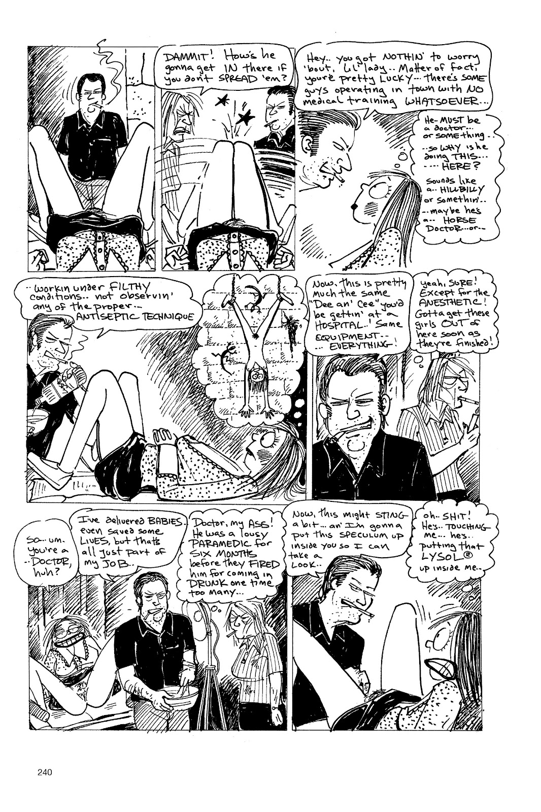 Read online Life's a Bitch: The Complete Bitchy Bitch Stories comic -  Issue # TPB (Part 3) - 34