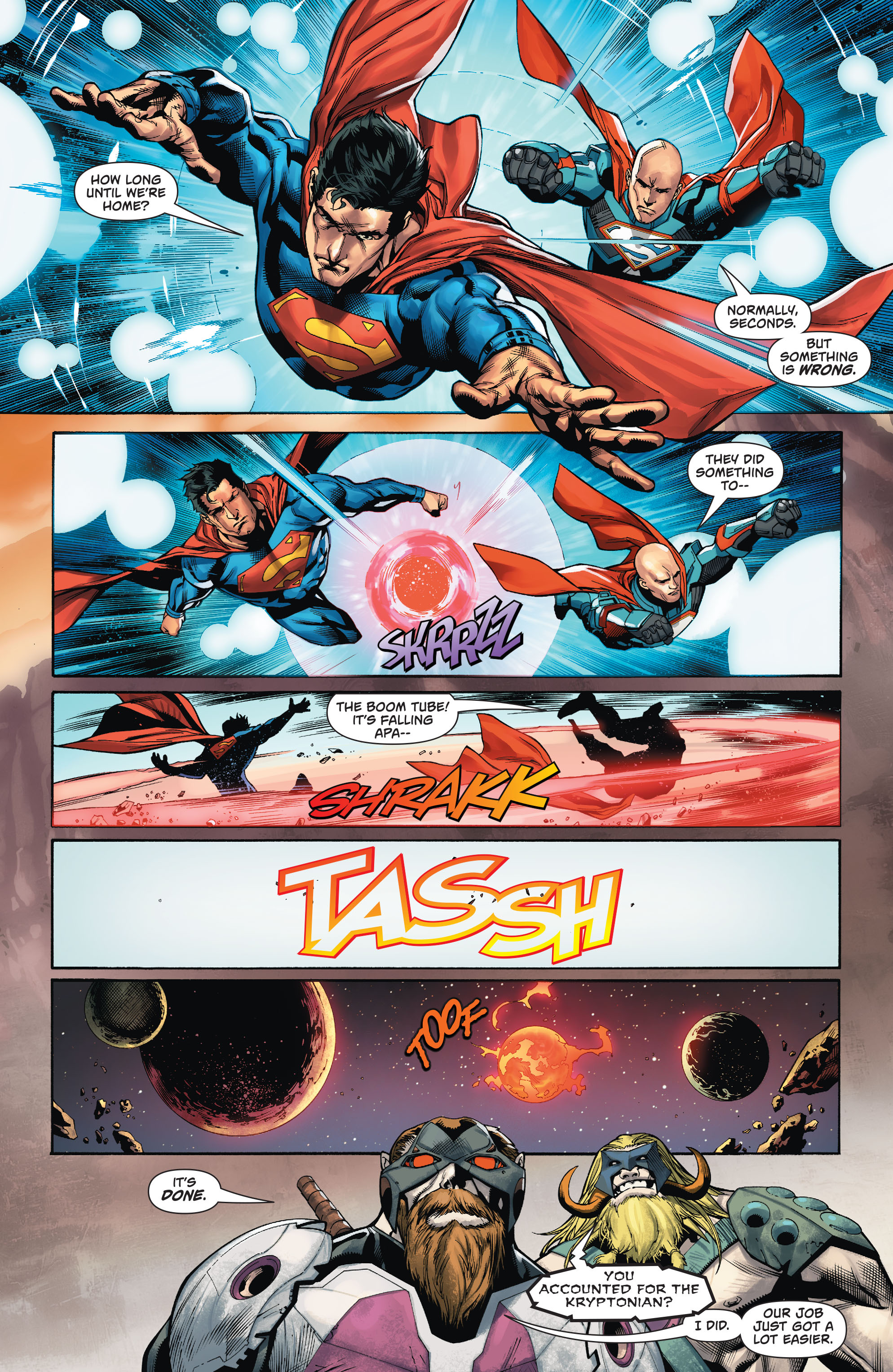 Read online Action Comics (2016) comic -  Issue #971 - 13