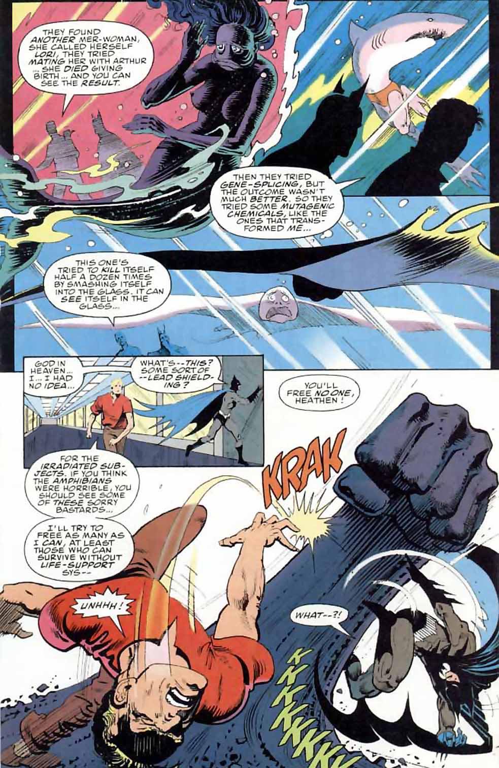 Read online Batman: Holy Terror comic -  Issue # Full - 30