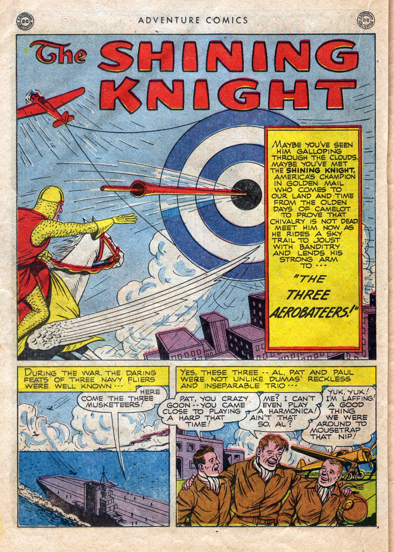 Read online Adventure Comics (1938) comic -  Issue #120 - 32