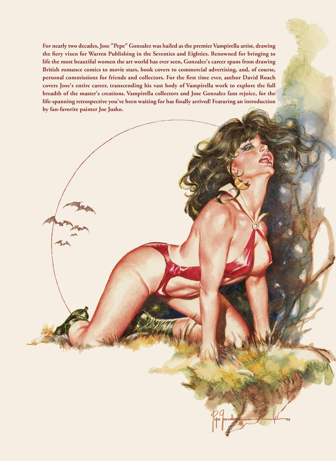 Read online The Art of Jose Gonzalez comic -  Issue # TPB (Part 3) - 50