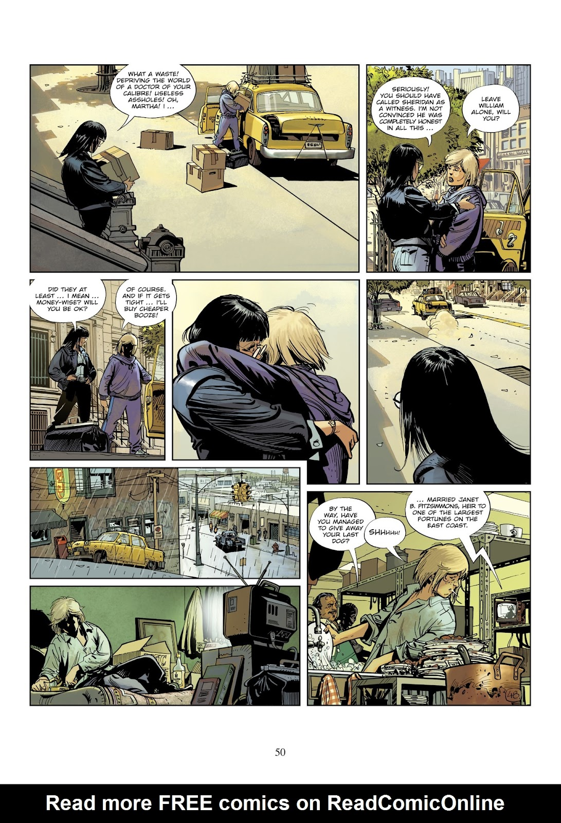 XIII Mystery issue 8 - Page 52