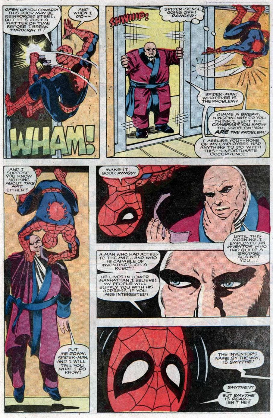 The Amazing Spider-Man (1963) _Annual_19 Page 21